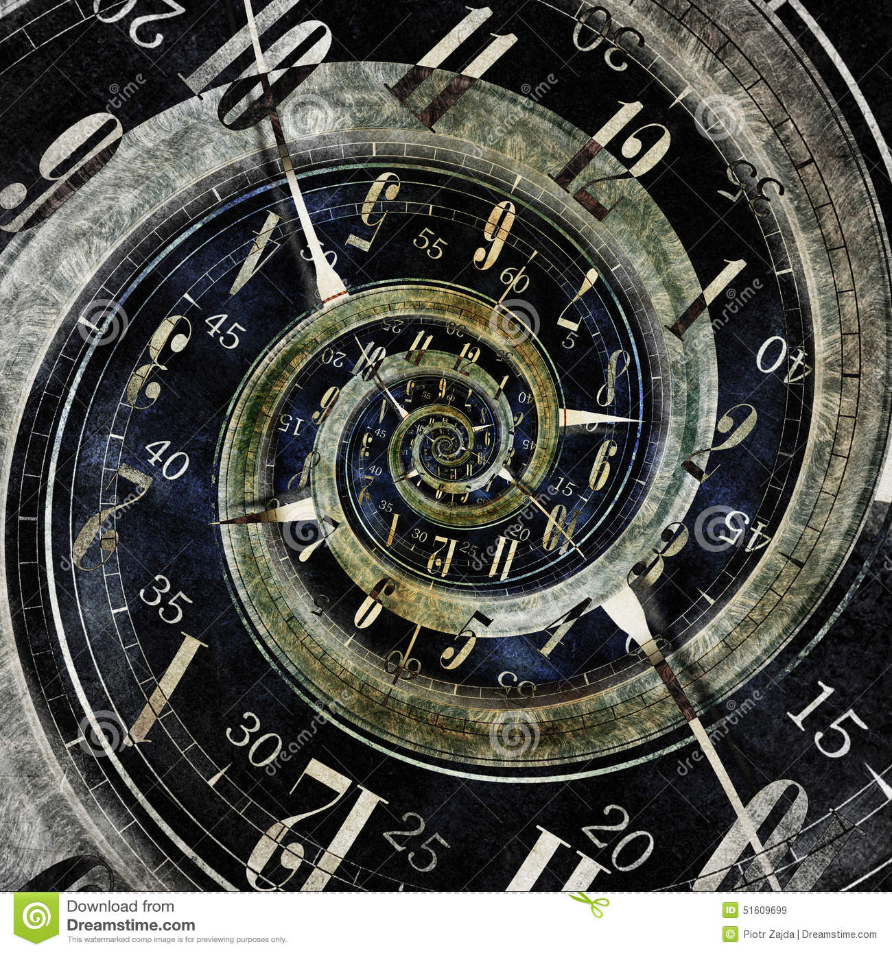 and clock abstract concept - photo #3