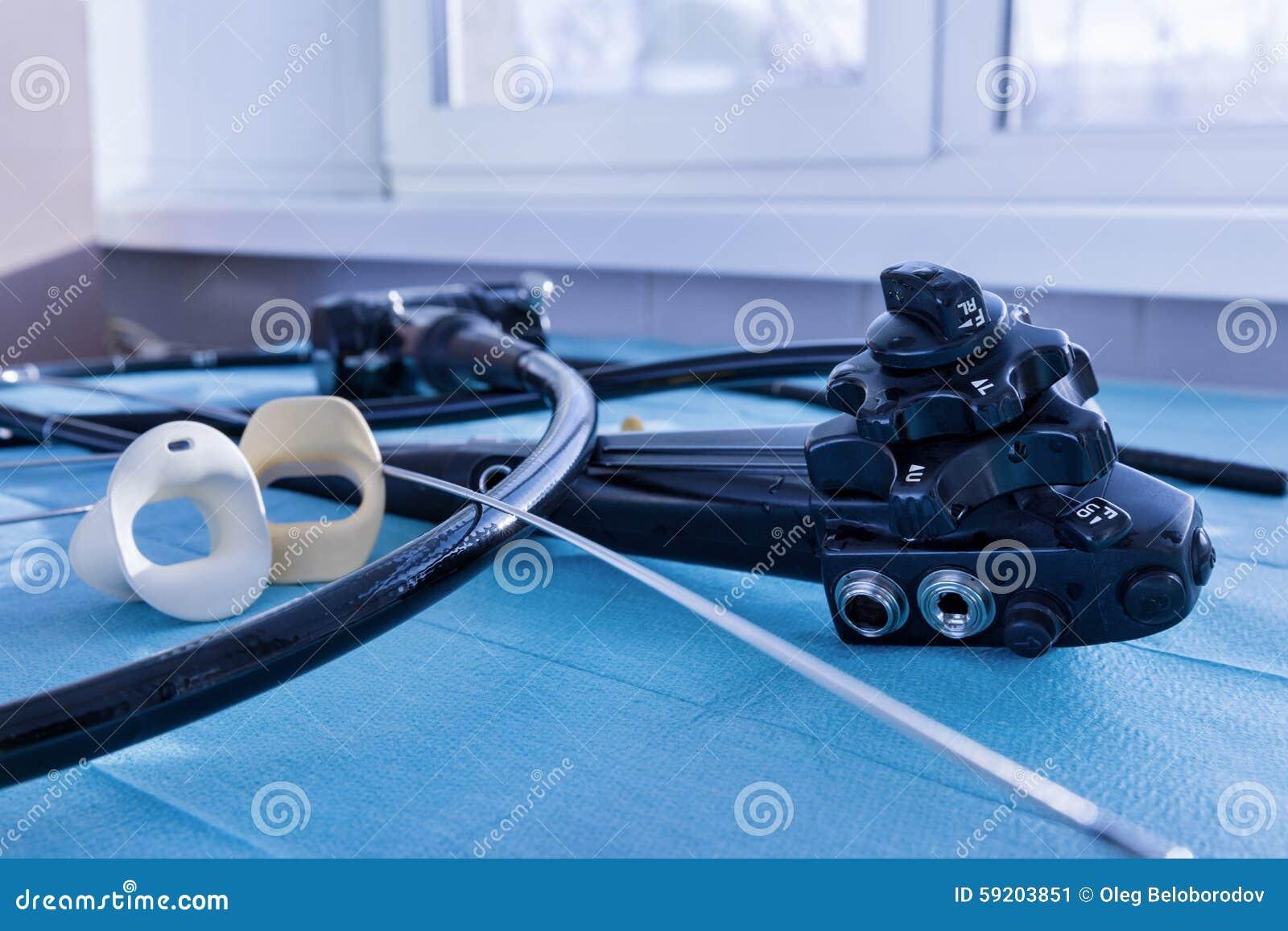 The endoscope