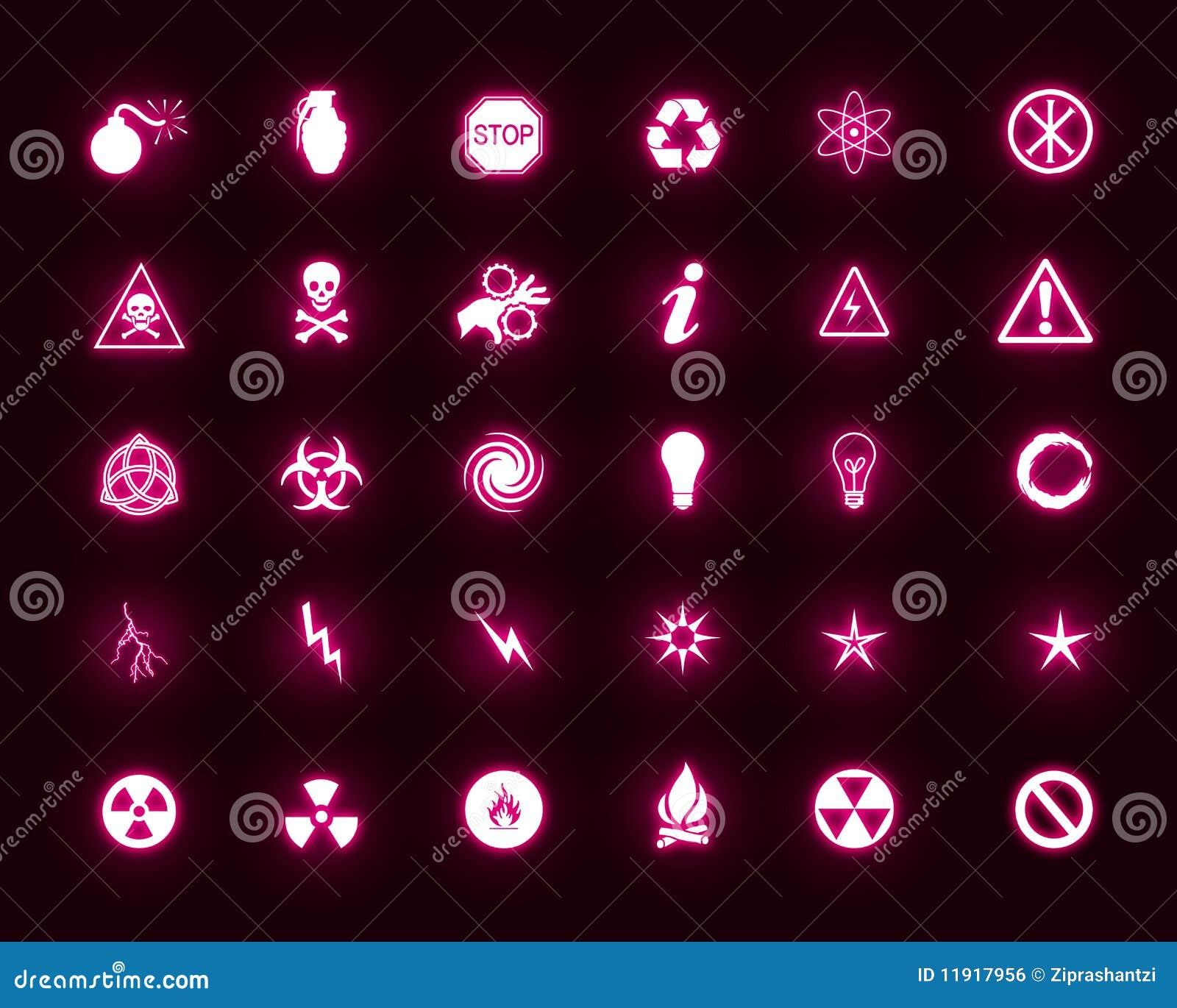 Energatic web icons