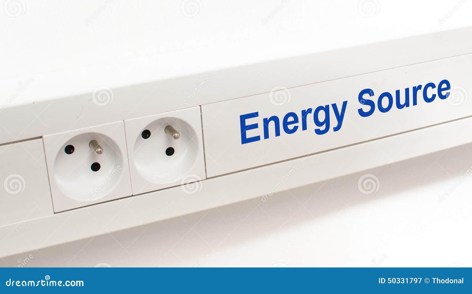 Energetyczny źródło