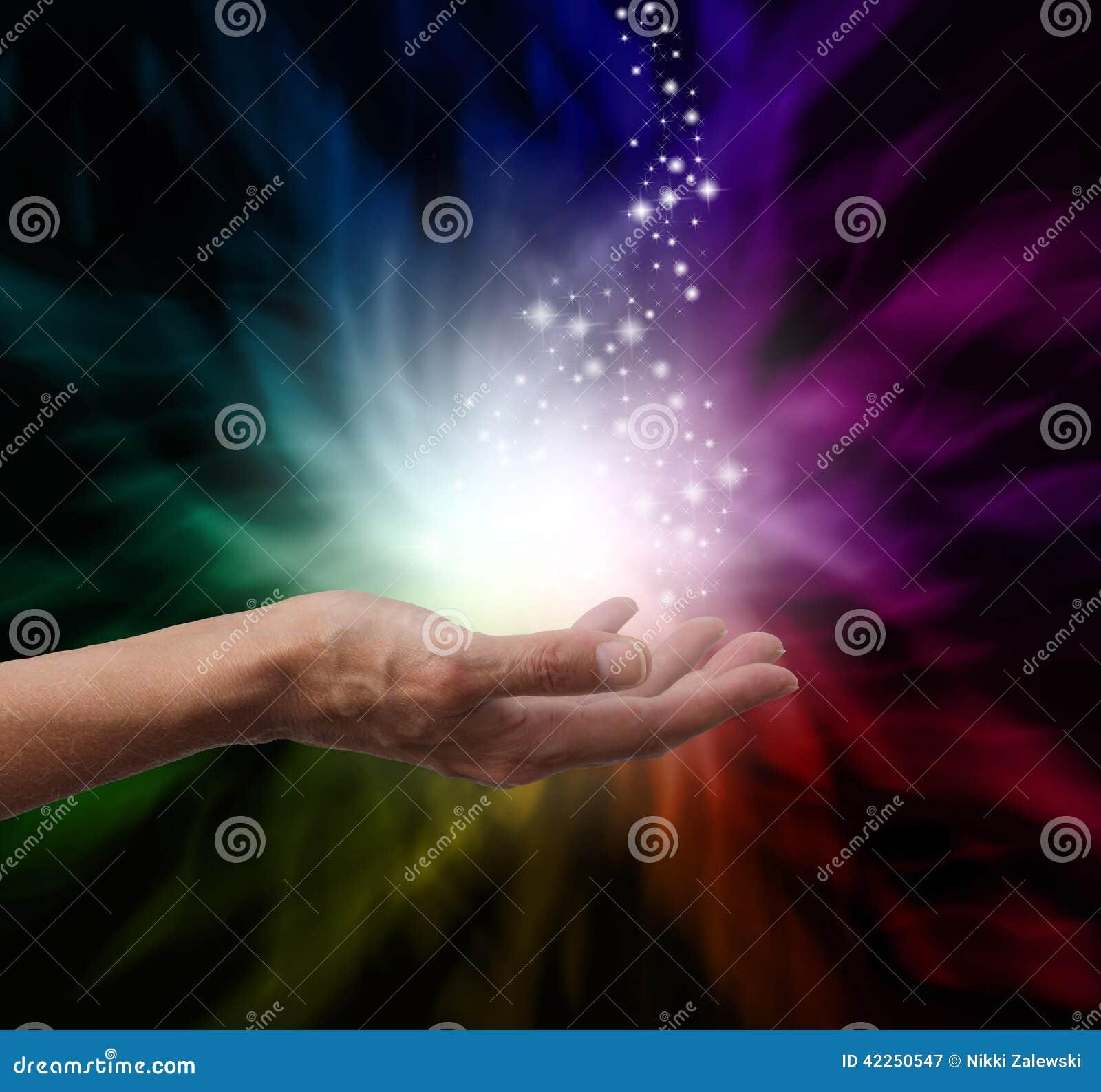Energia cura mágica