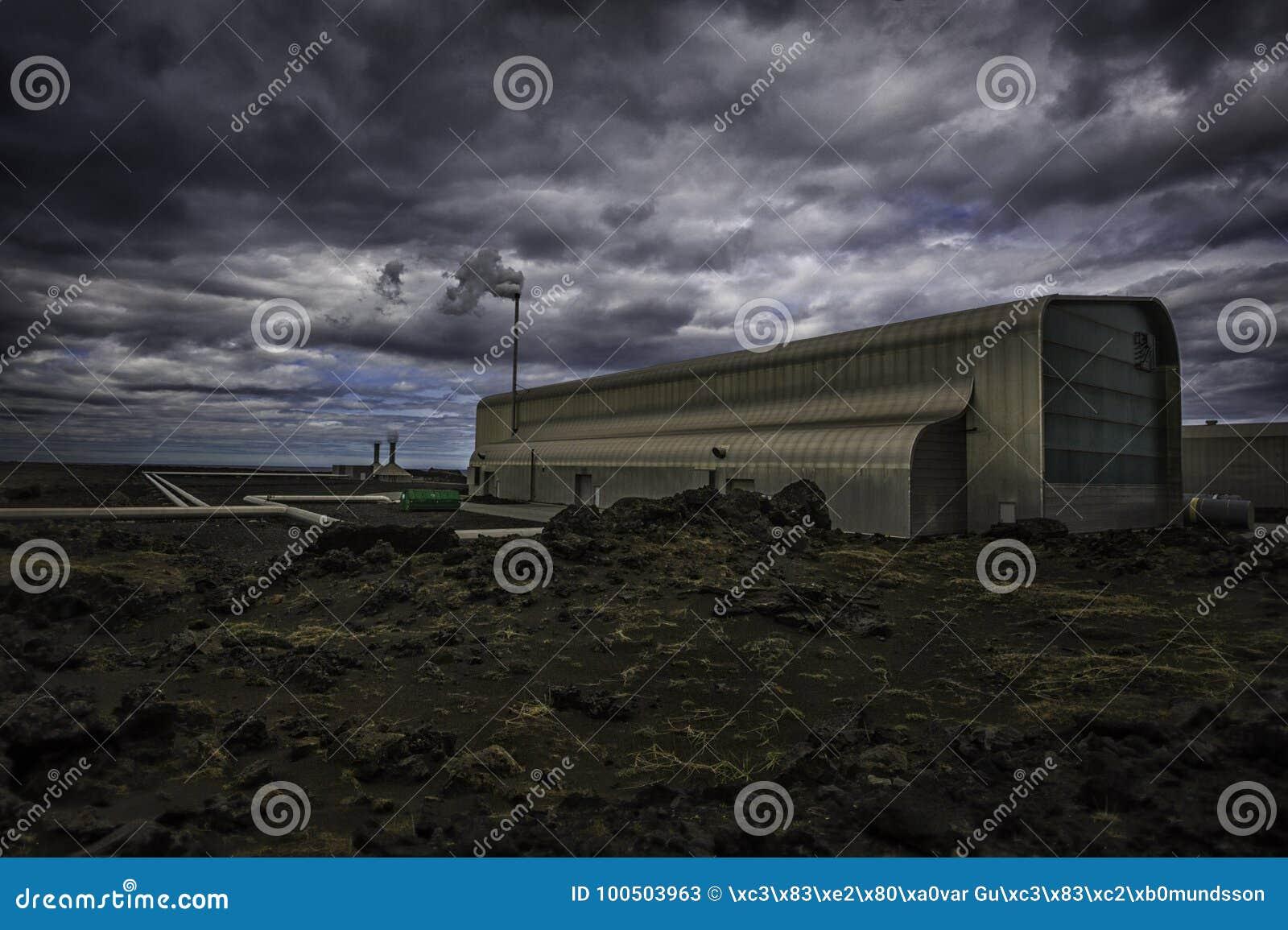 Energia Geothermal