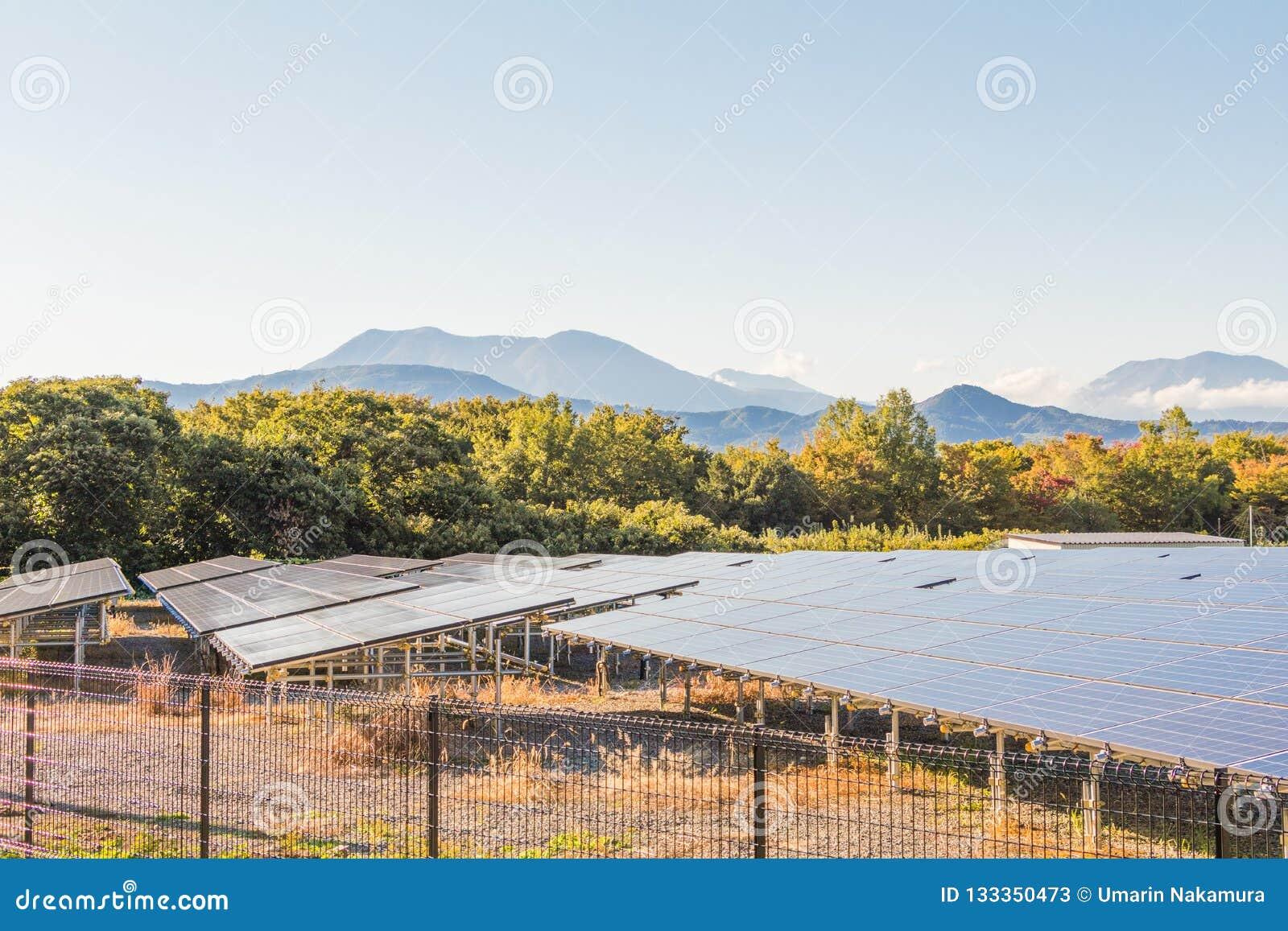 Energia słoneczna panel, Photovoltaic moduły dla innowaci zielenieją en