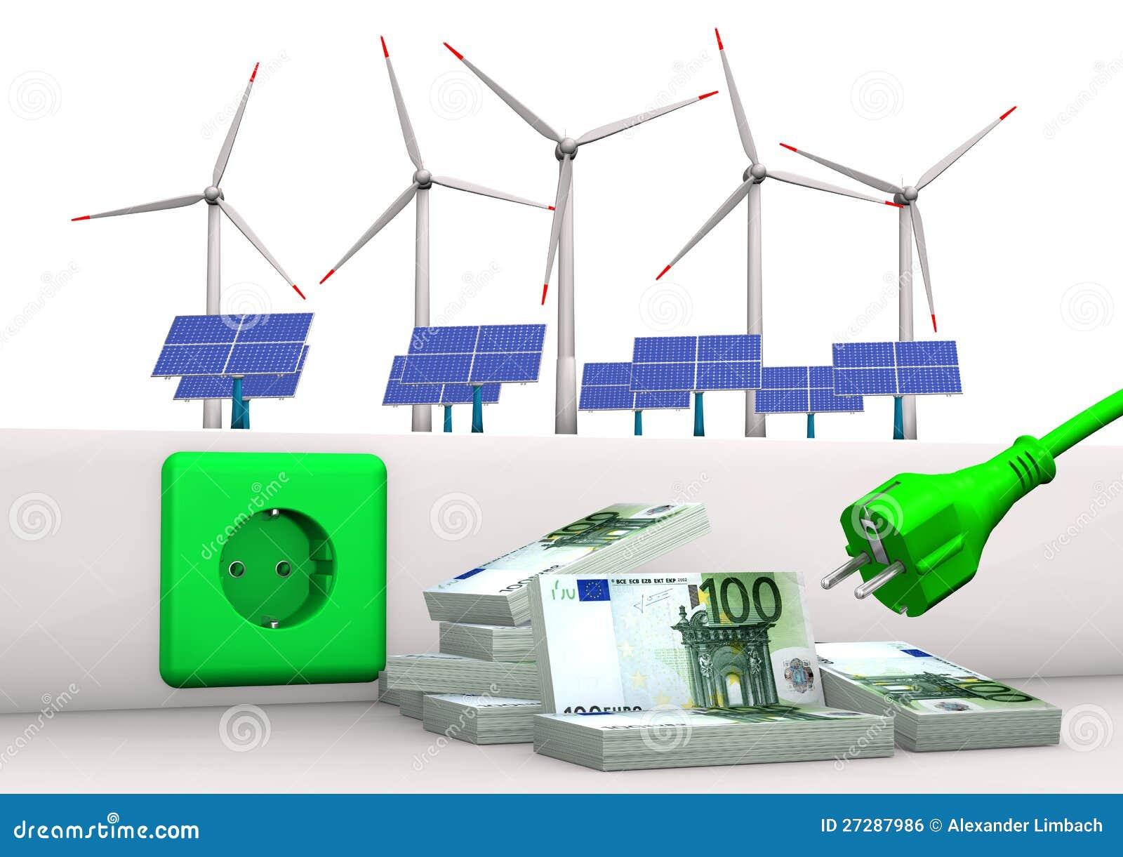 Energia verde cara