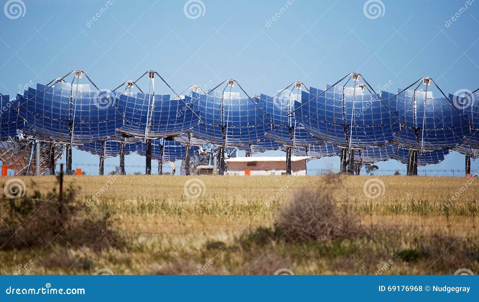 Energias solares Carwarp Austrália