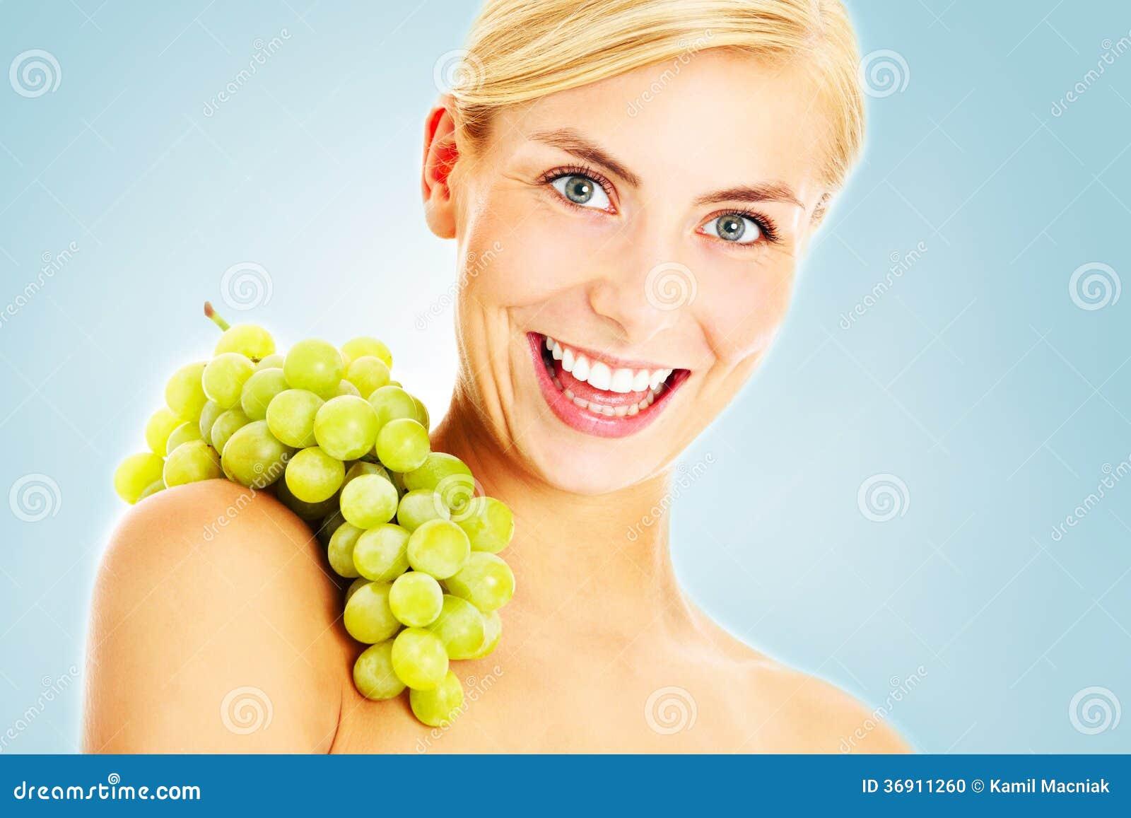 Energiczni winogrona