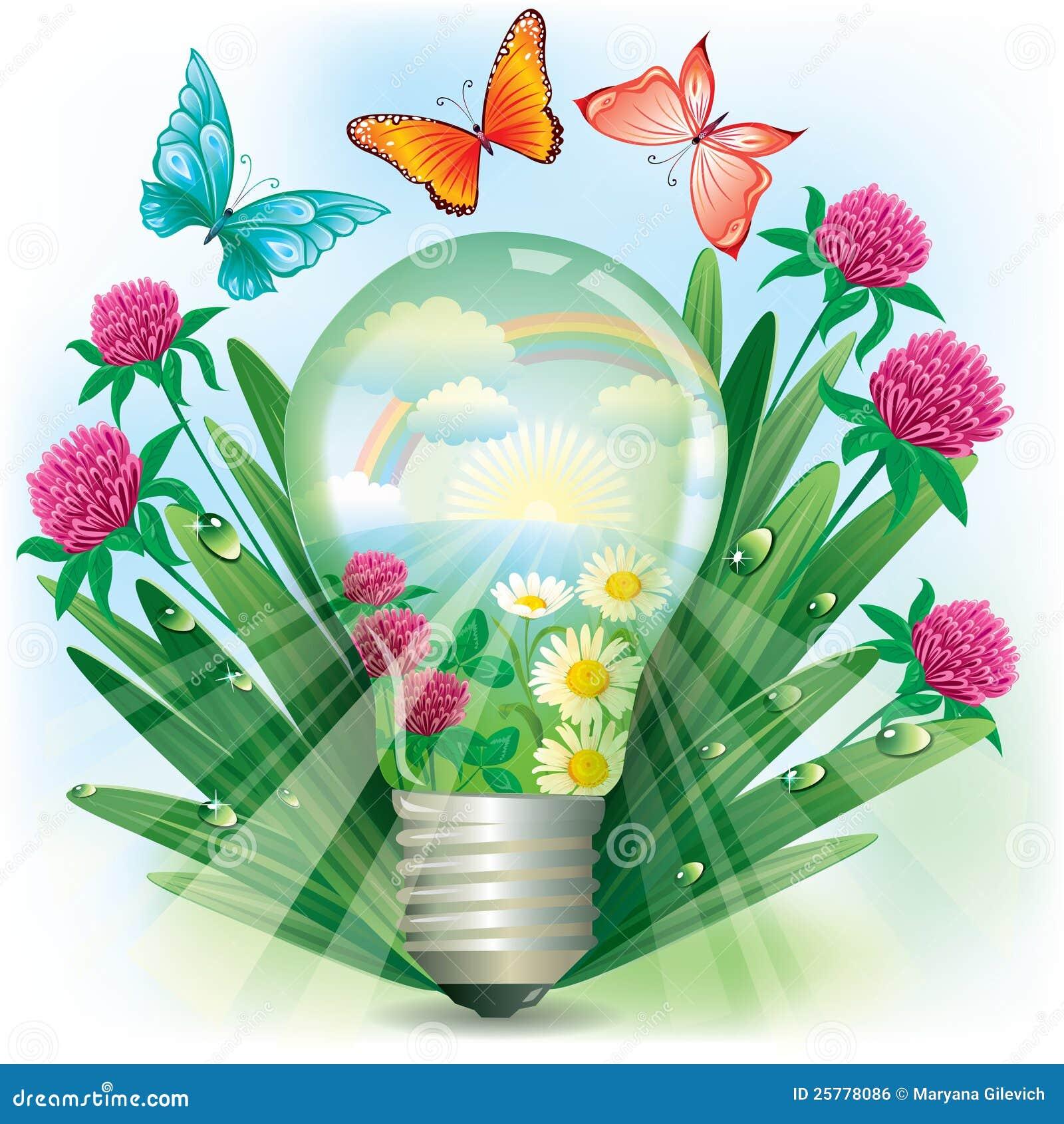 Energie der Natur