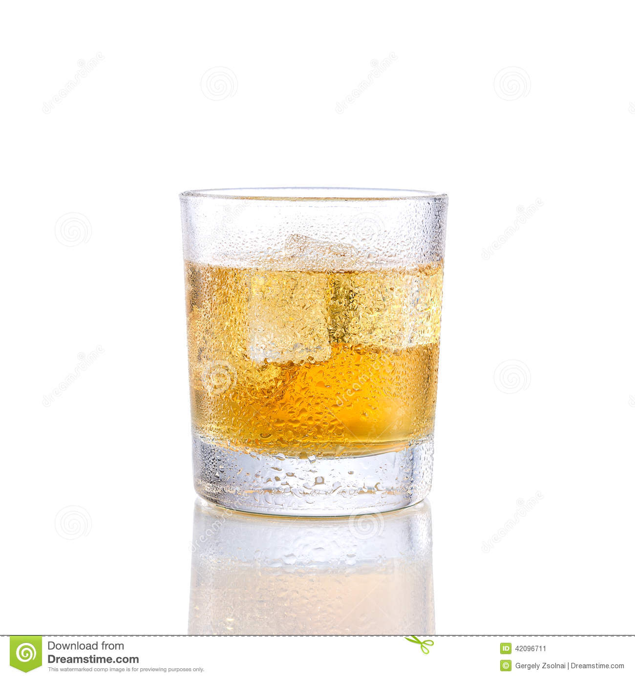 Energie Drink Whiskey Stock Photo - Image: 42096711