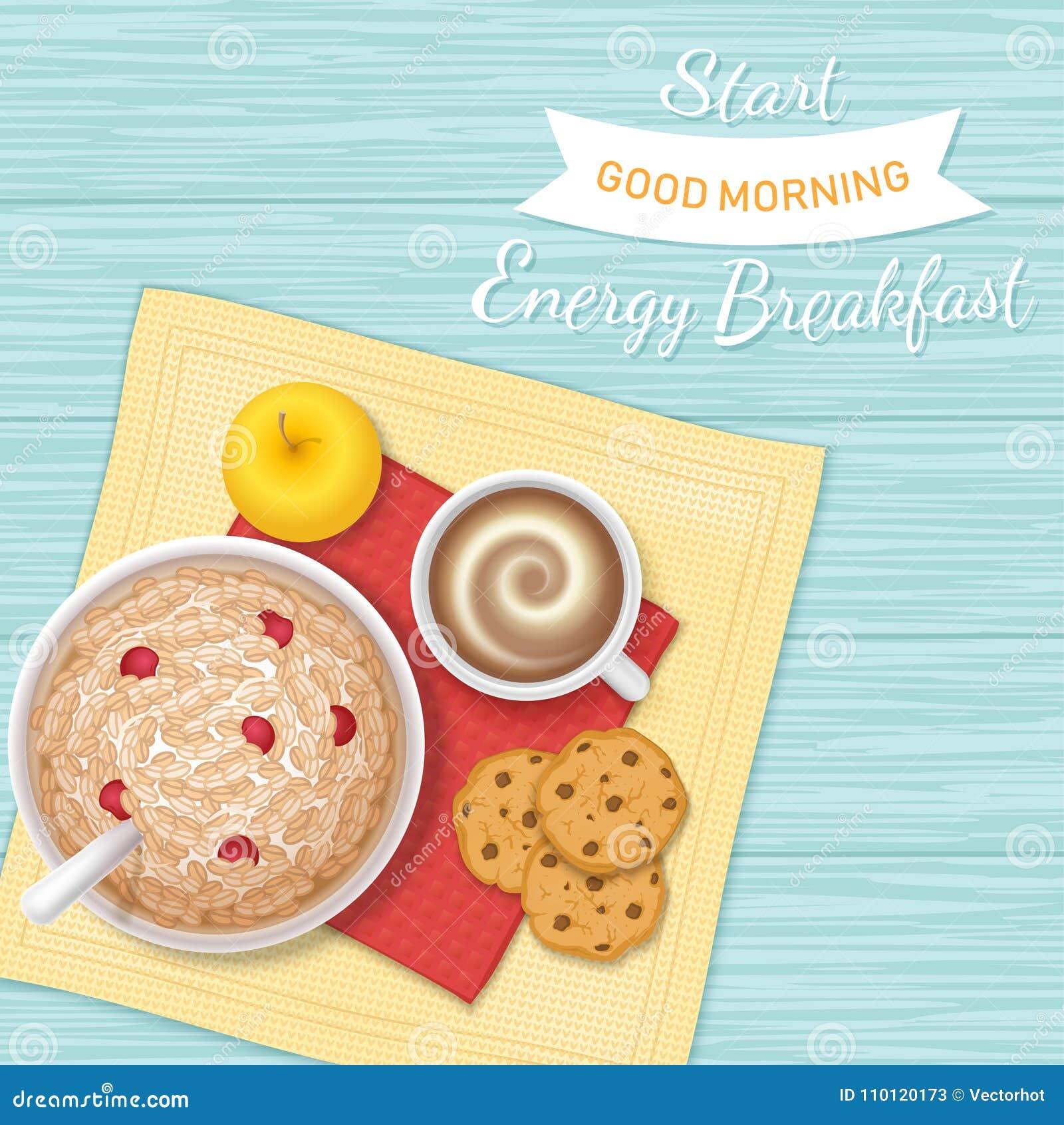 Einzigartig Guten Morgen Frühstück Das Beste Von Pattern Energie-frühstück Ließ ` S Anfang Ein