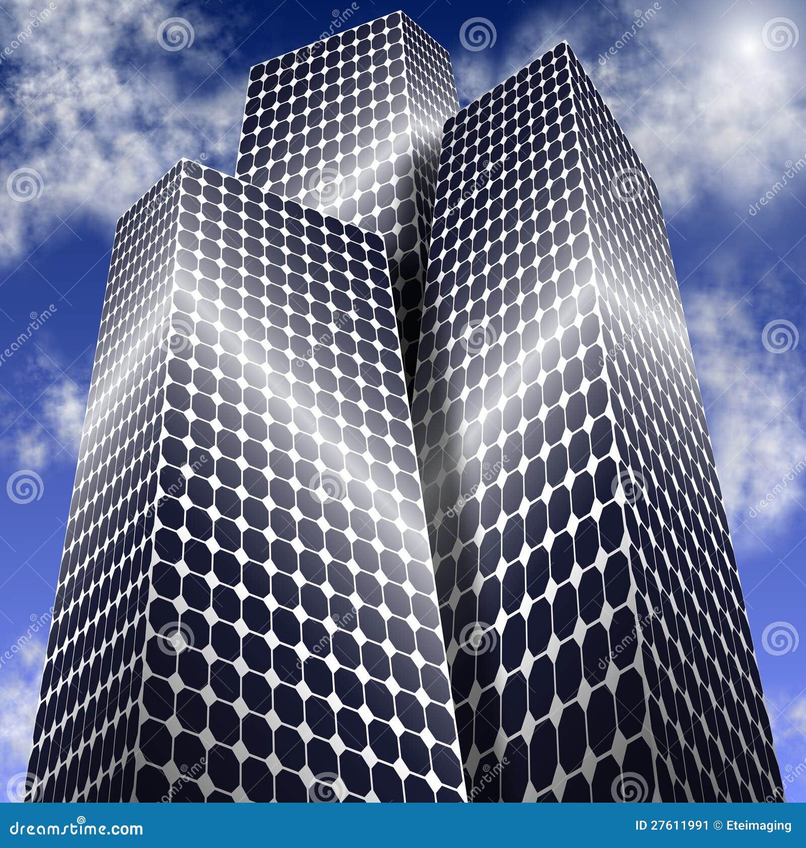 Energii słonecznej miasto
