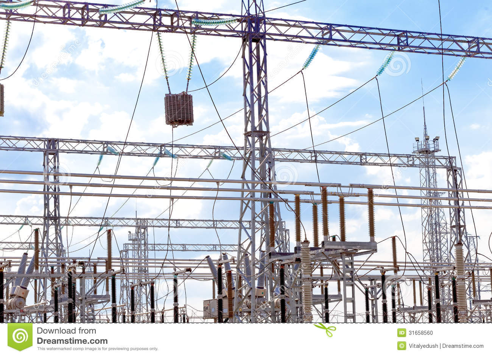 Gachinco gachi765 fhd all for Electrical substation design fundamentals pdf