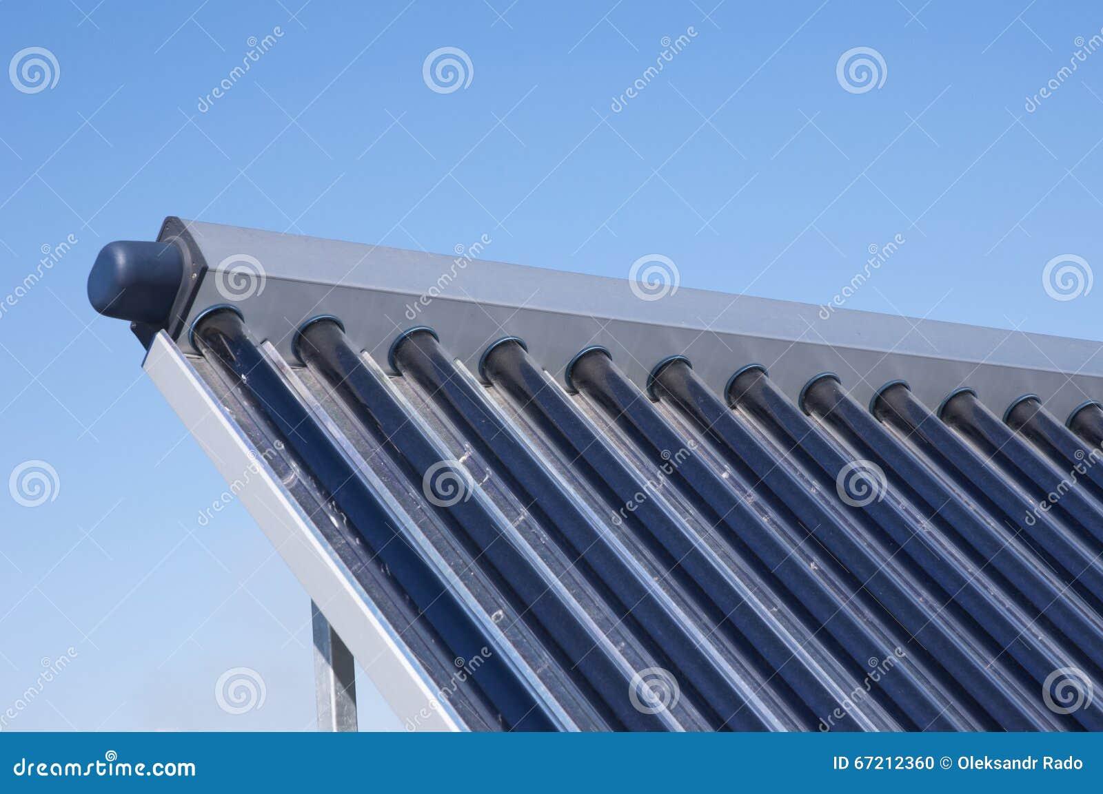 Solar Heated Grill