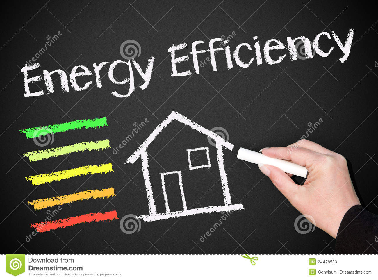 Energy Efficiency of homes