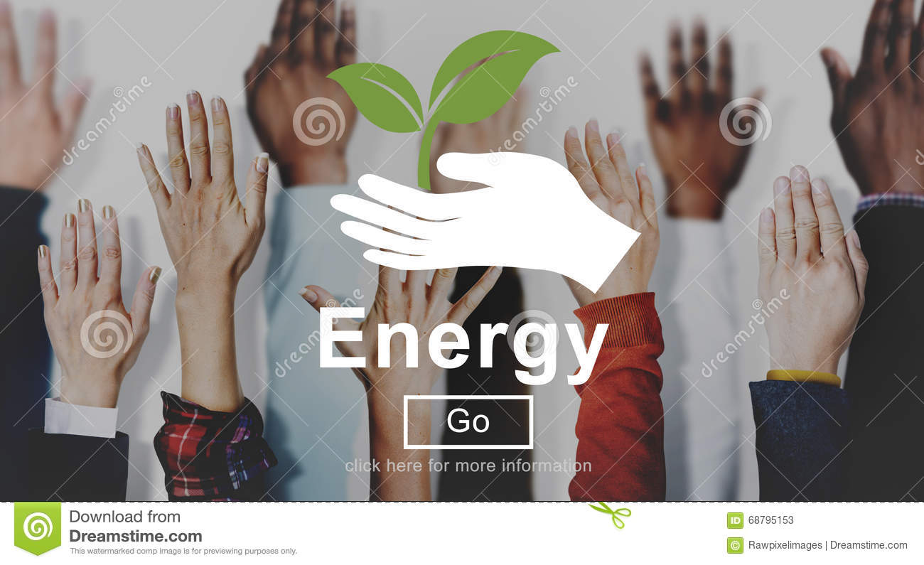 Energy Eletric Environment Industry Plant Power Concept