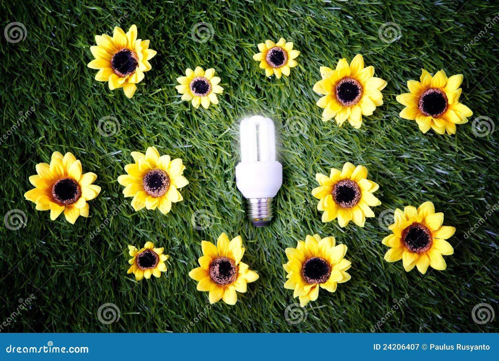 Energy save light bulb