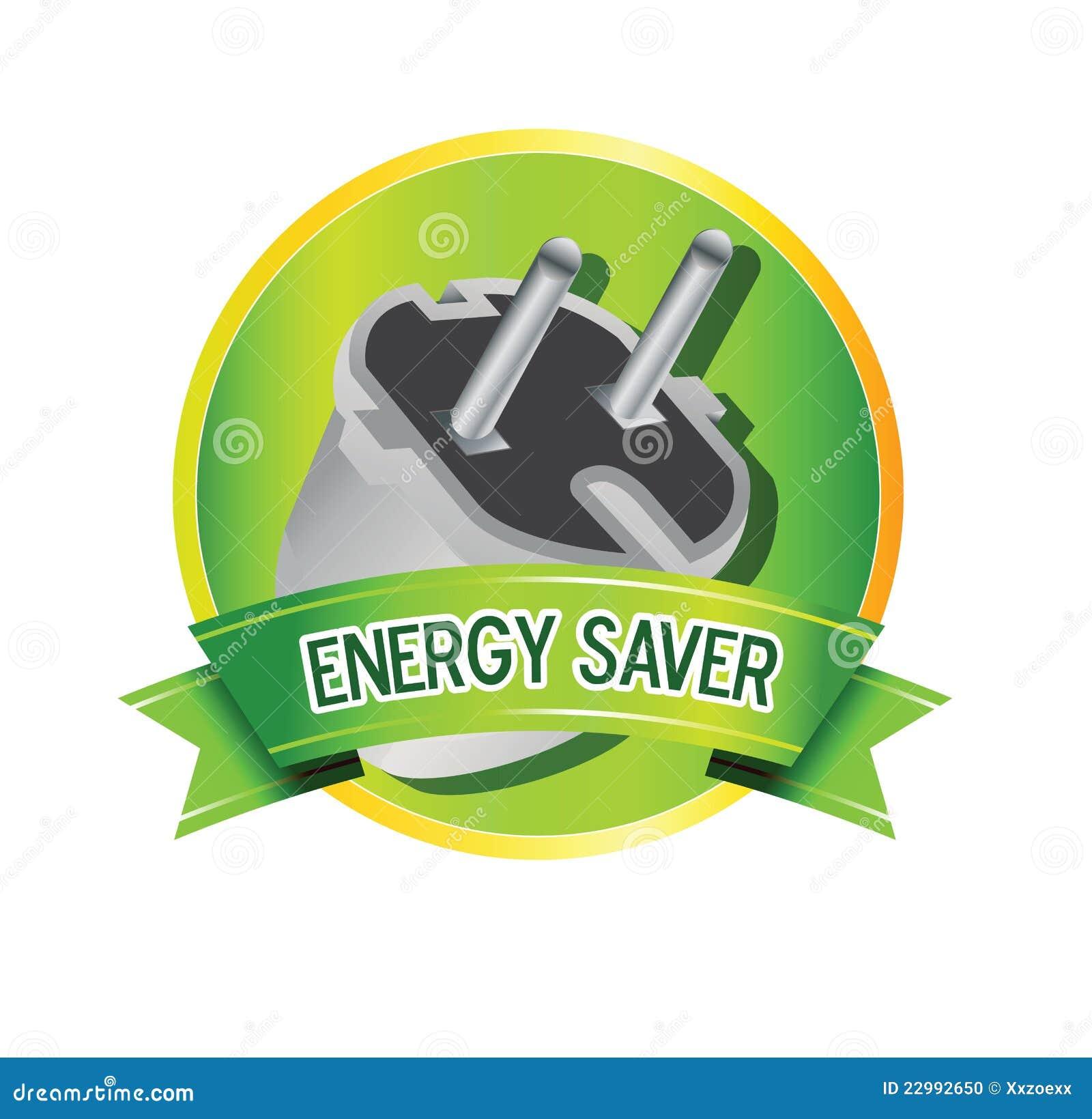 Energy Saver Item Seal Stock Photo - Image: 22992650