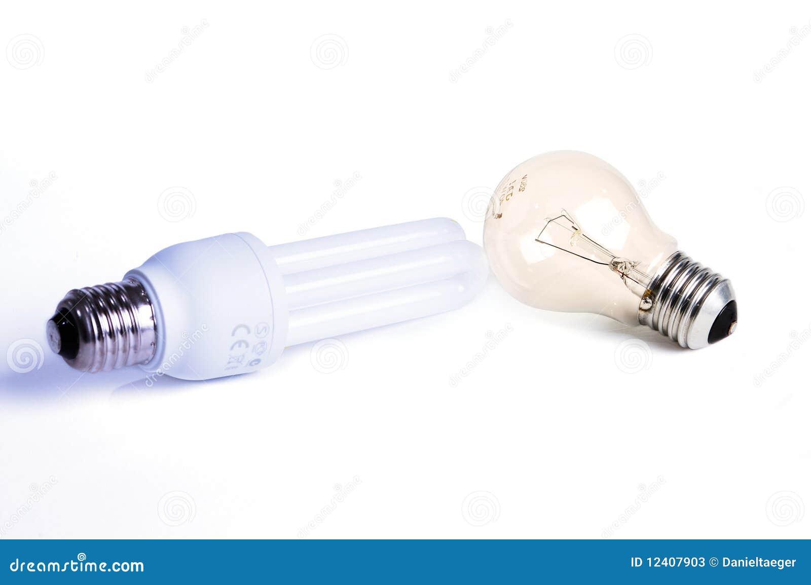 Energy Saving Lamp Stock Photos Image 12407903