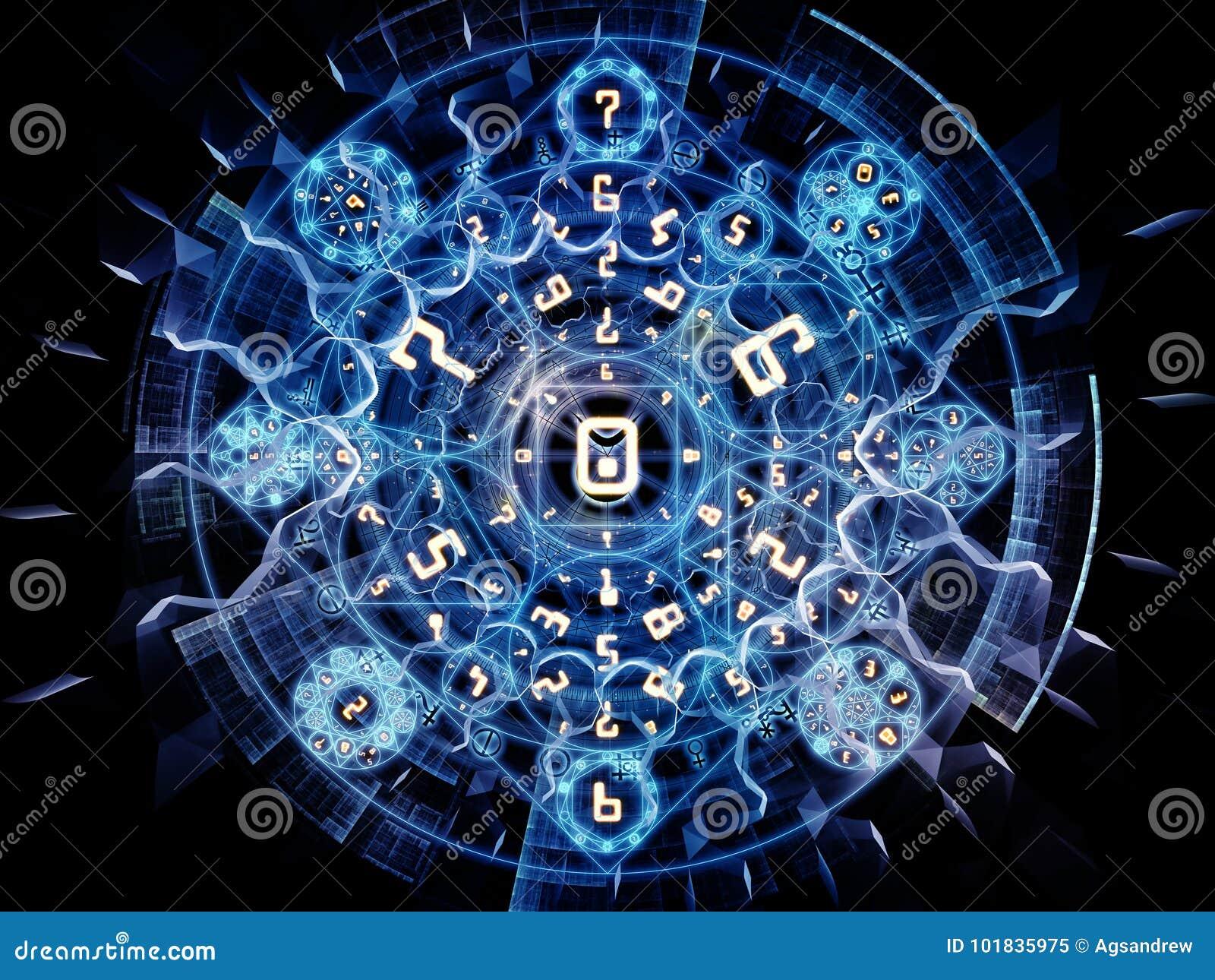 energy of symbolic meaning stock illustration illustration of information 101835975 https www dreamstime com energy symbolic meaning numeric connection series design composed number fractal geometry symbols as metaphor image101835975