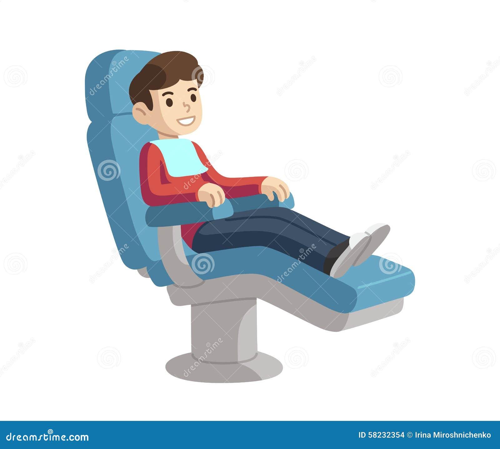 Chaise dentaire dans le sexe