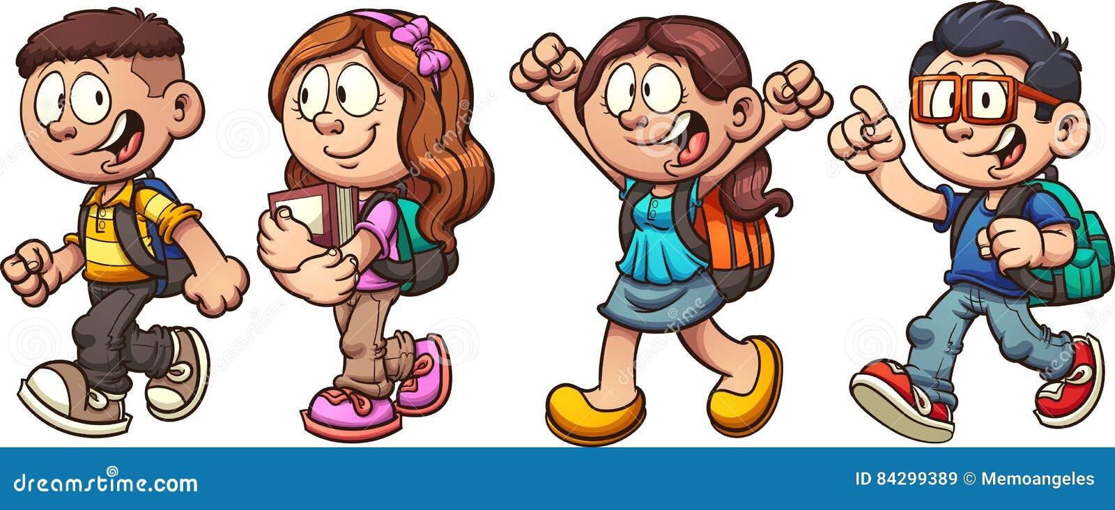 Enfants d école