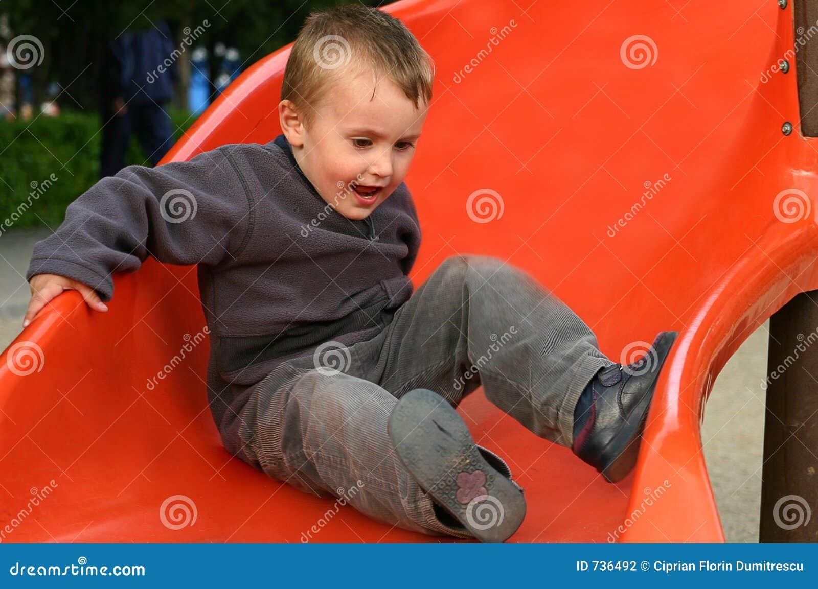 Enfants de Slidding