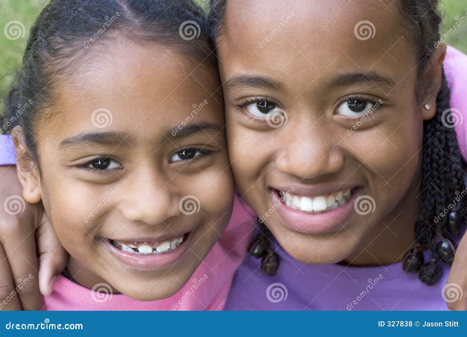 Enfants de sourire