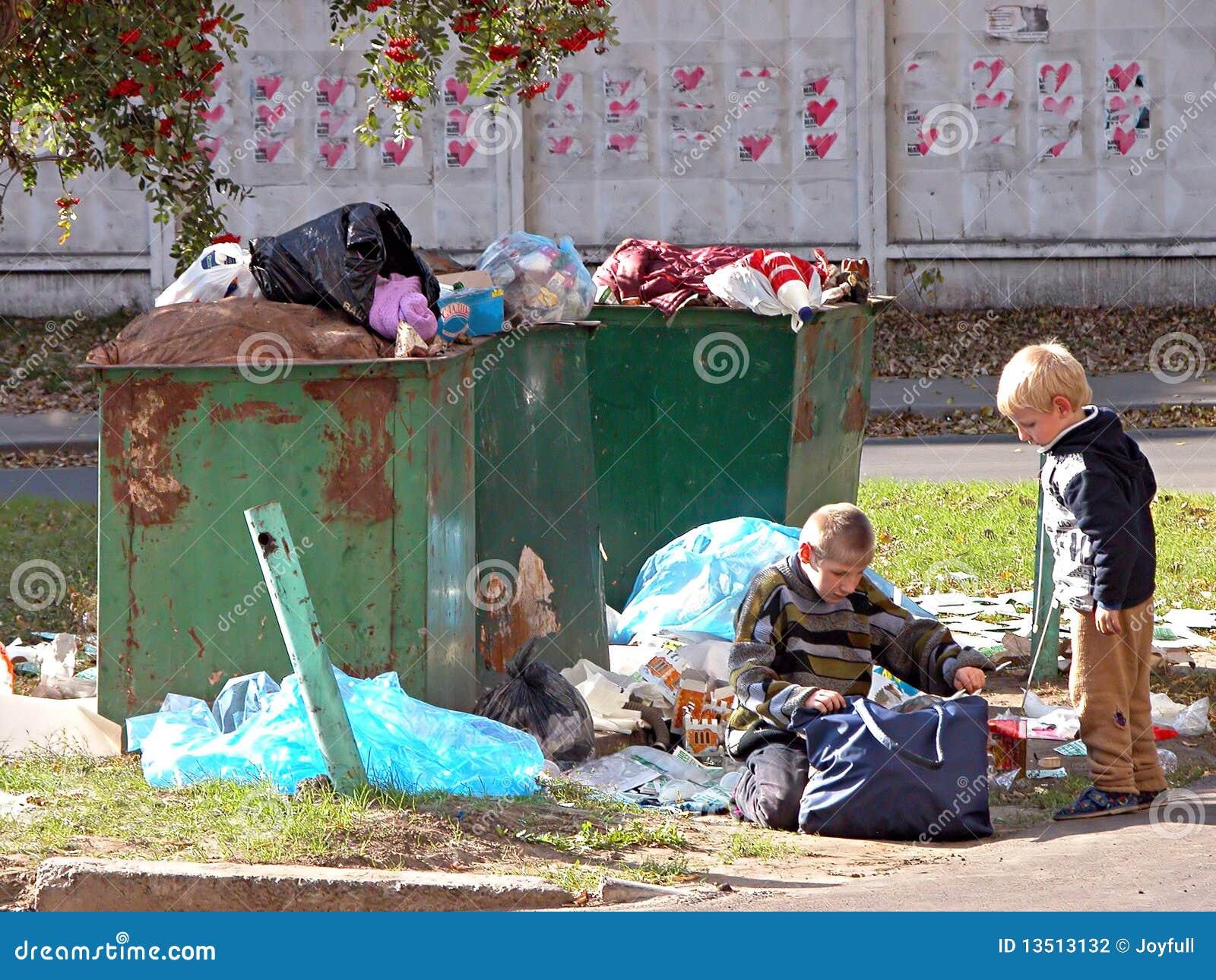 Enfants sans foyer