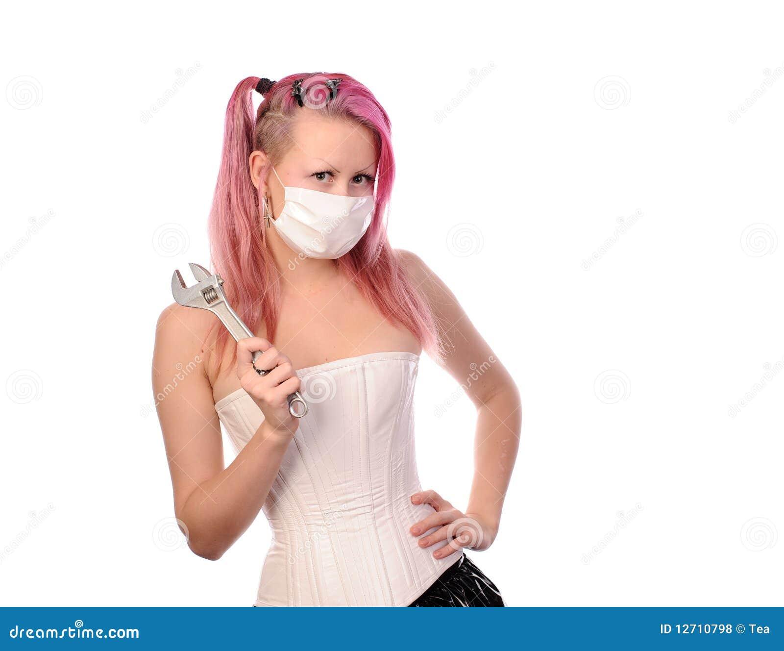 Enfermeira louca