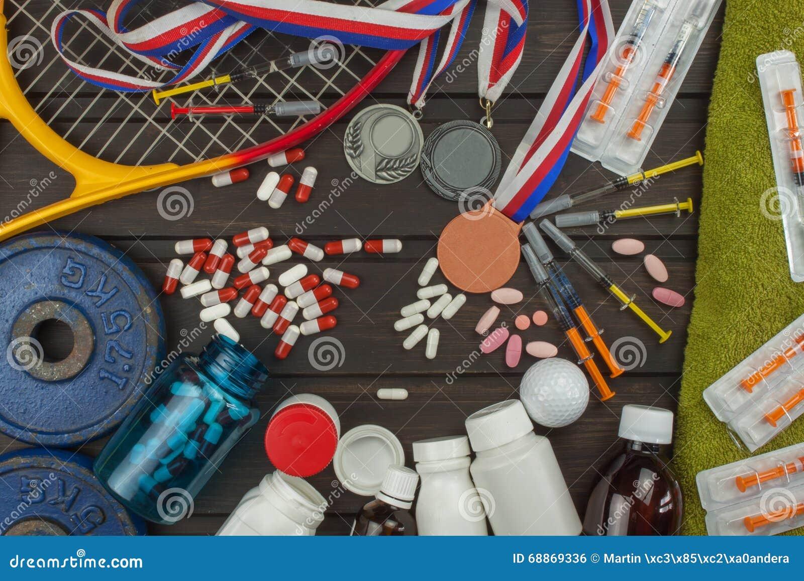 Engaño en deportes Doping para los atletas Scammers en el deporte Abuso de los esteroides anabólicos para los deportes