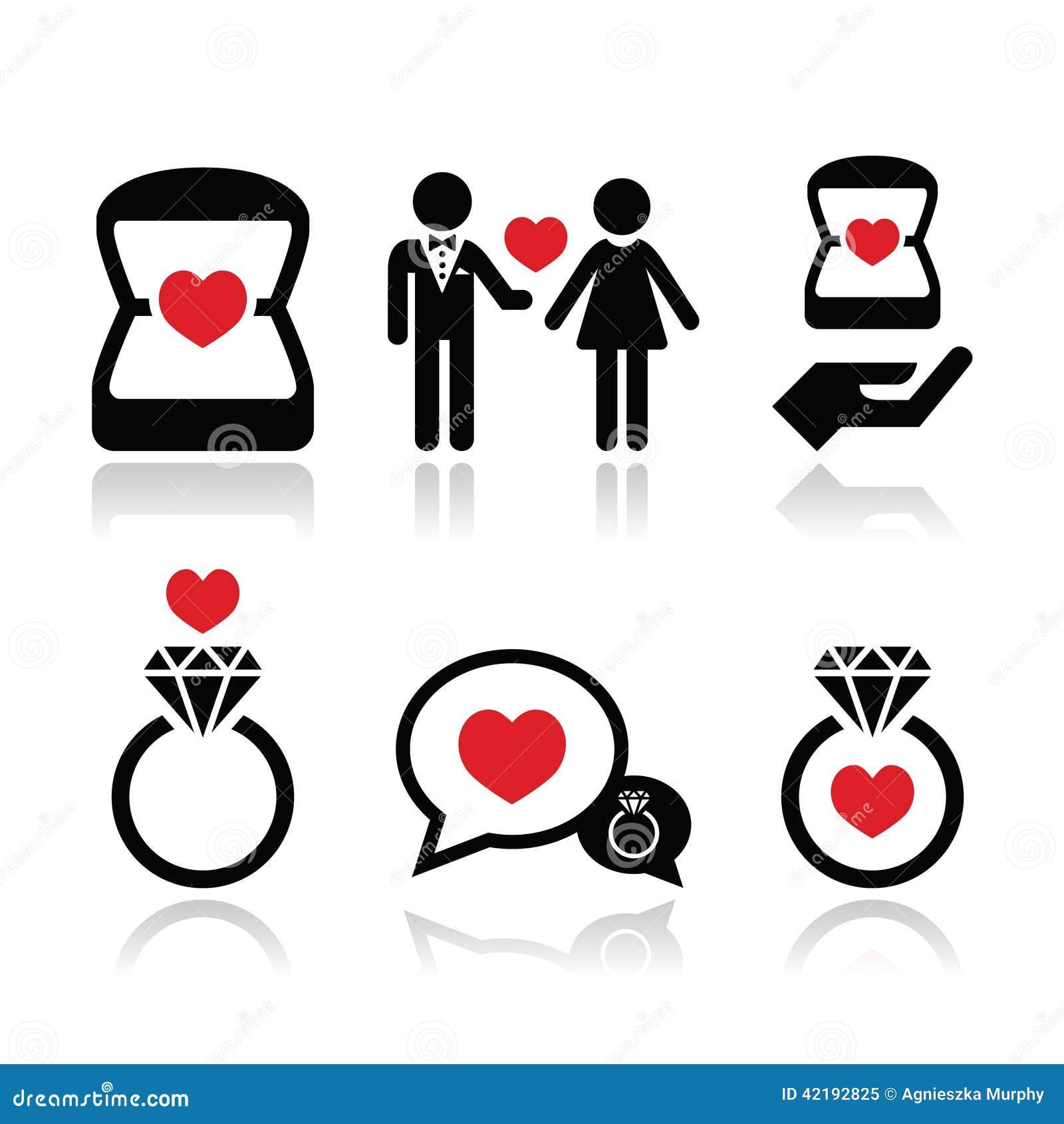 иконки кольца: