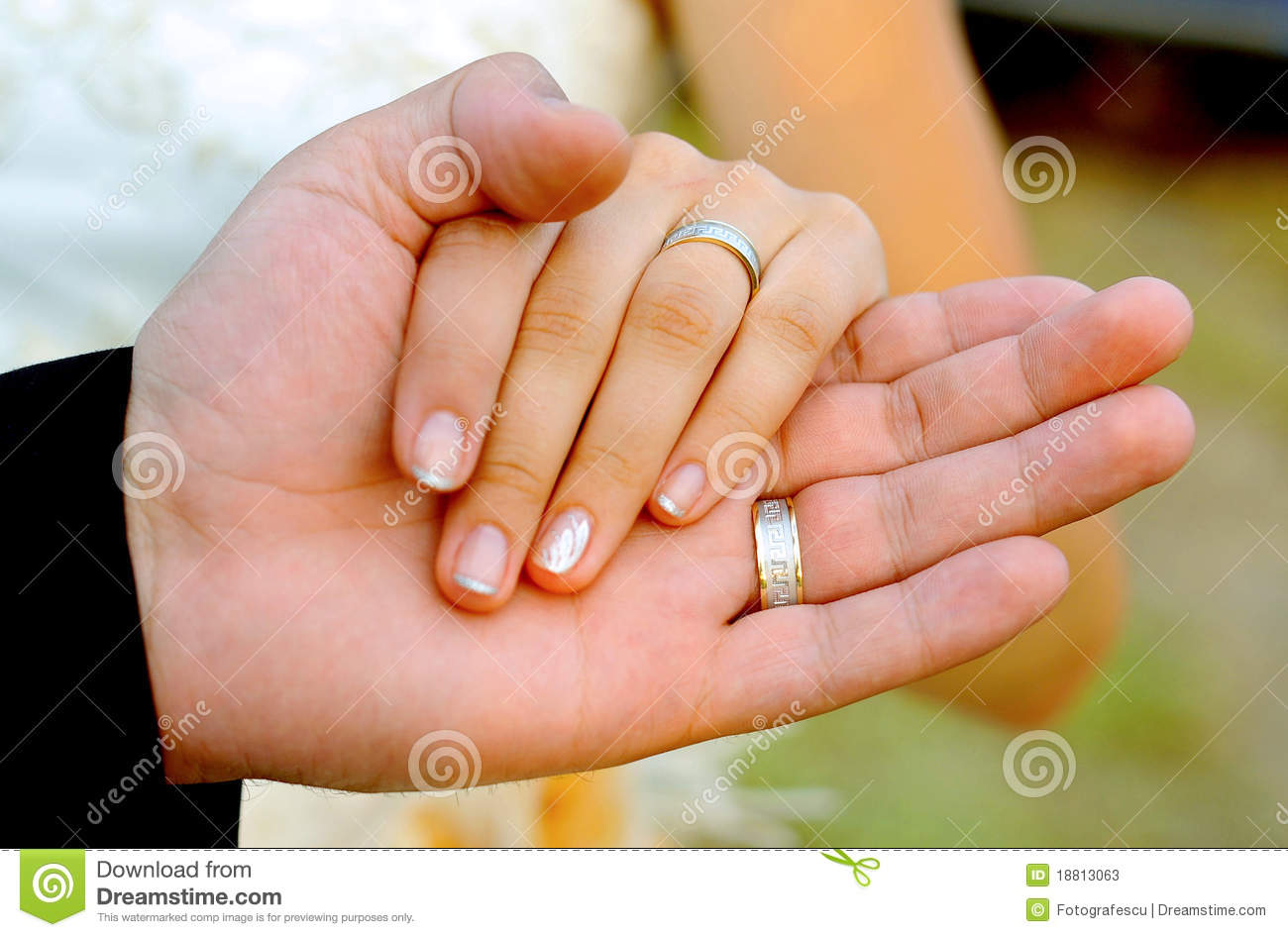 Engagement Hands stock image. Image of hand, love, touch - 18813063