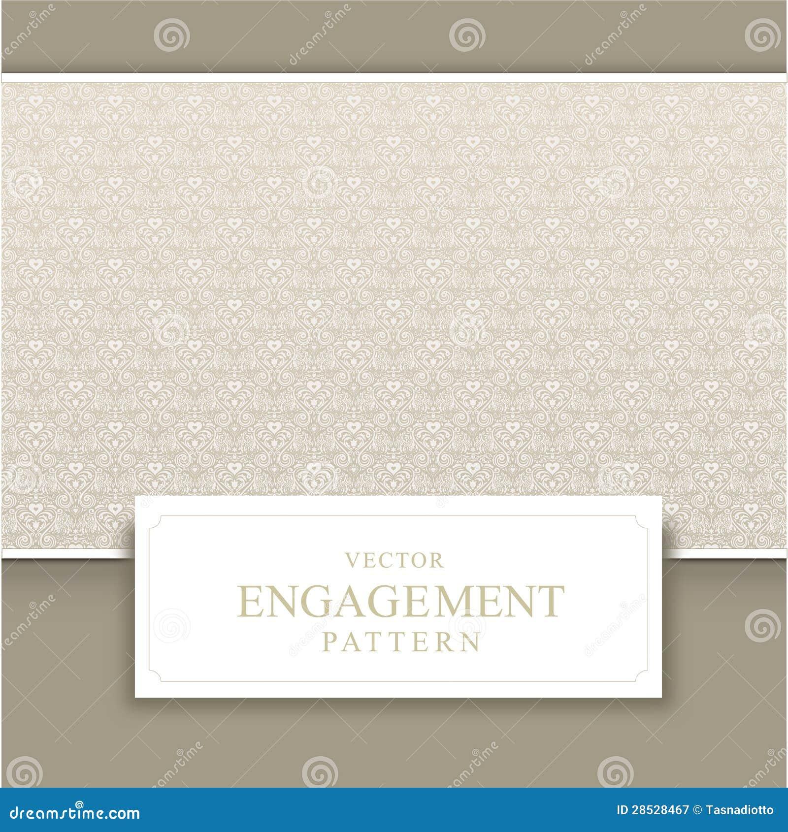 Engagement invitation card stock illustration illustration of engagement invitation card royalty free stock photo stopboris Choice Image