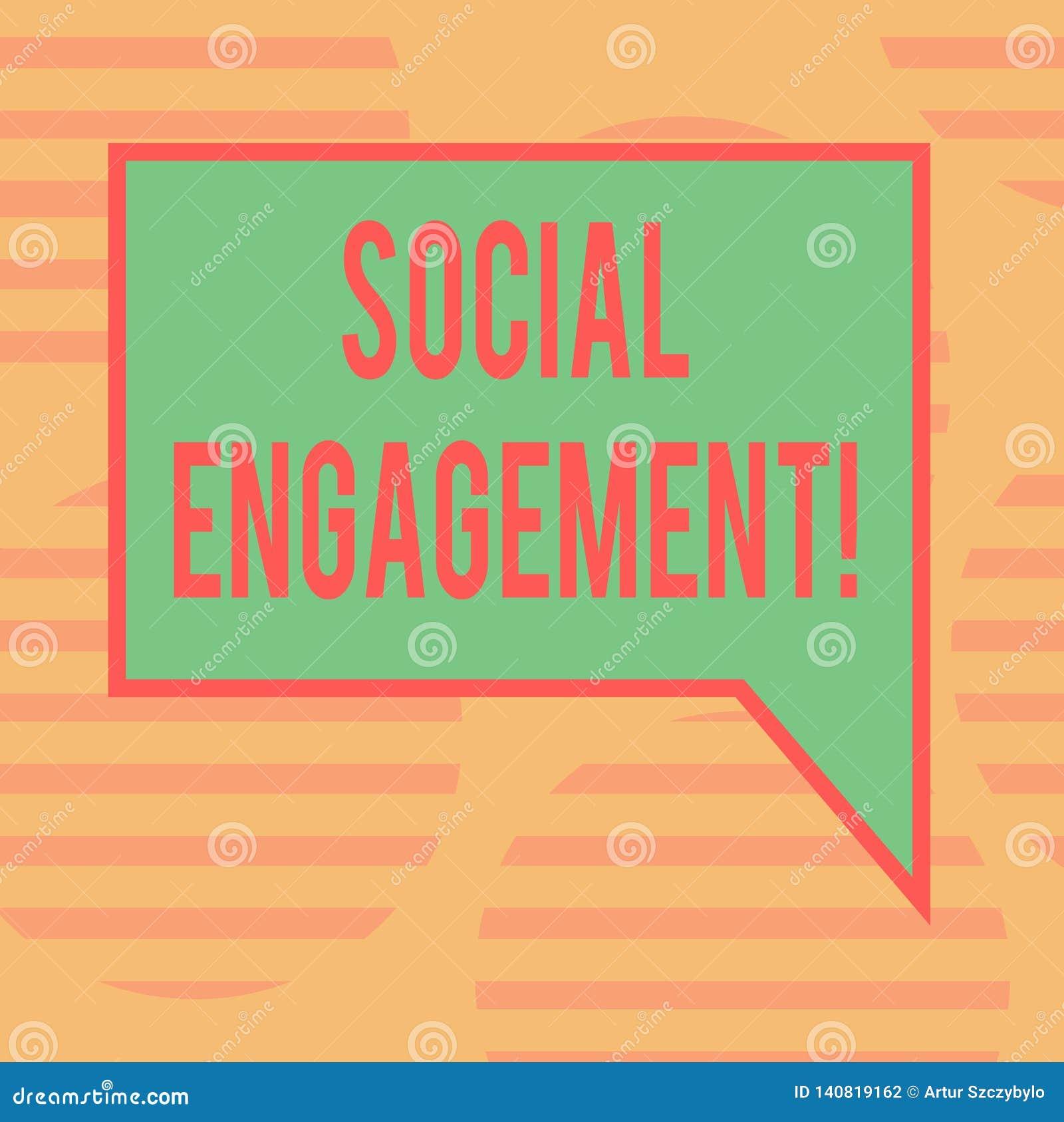 Engagement social des textes d écriture de Word Le concept d affaires pour le courrier obtient de hautes annonces SEO Advertising