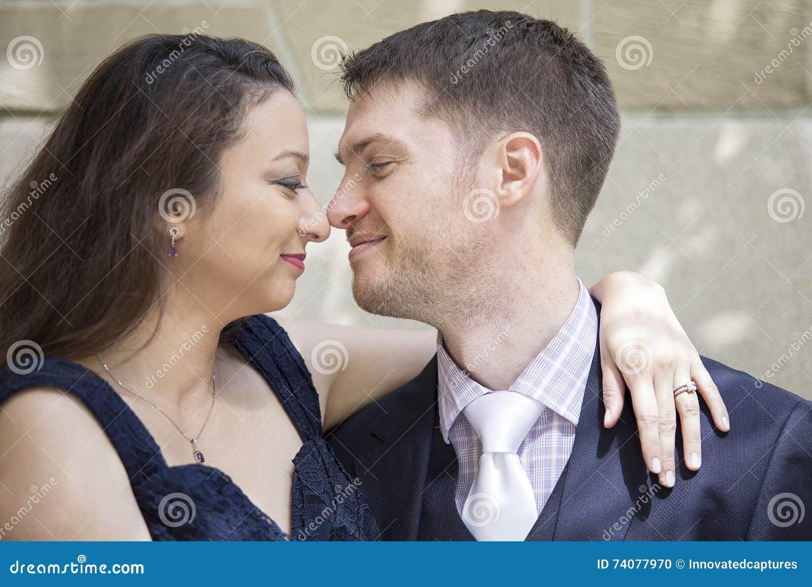 Engagierte Paare
