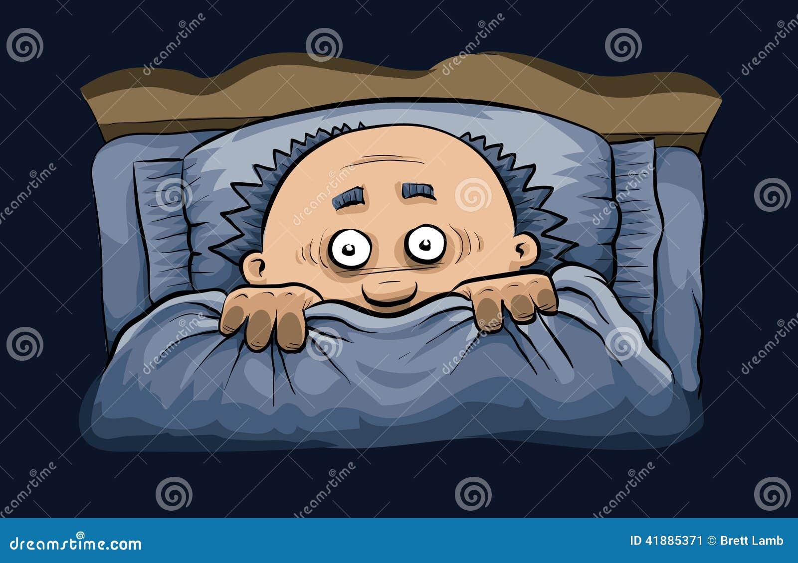 Enge Nacht in Bed