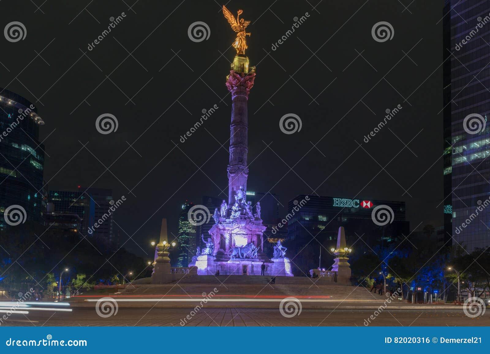 Engel van Onafhankelijkheid - Mexico-City