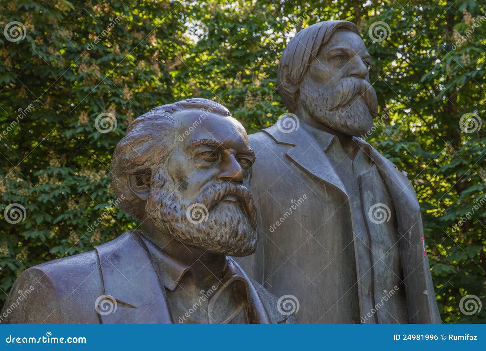 Engels friedrich Karl Marx