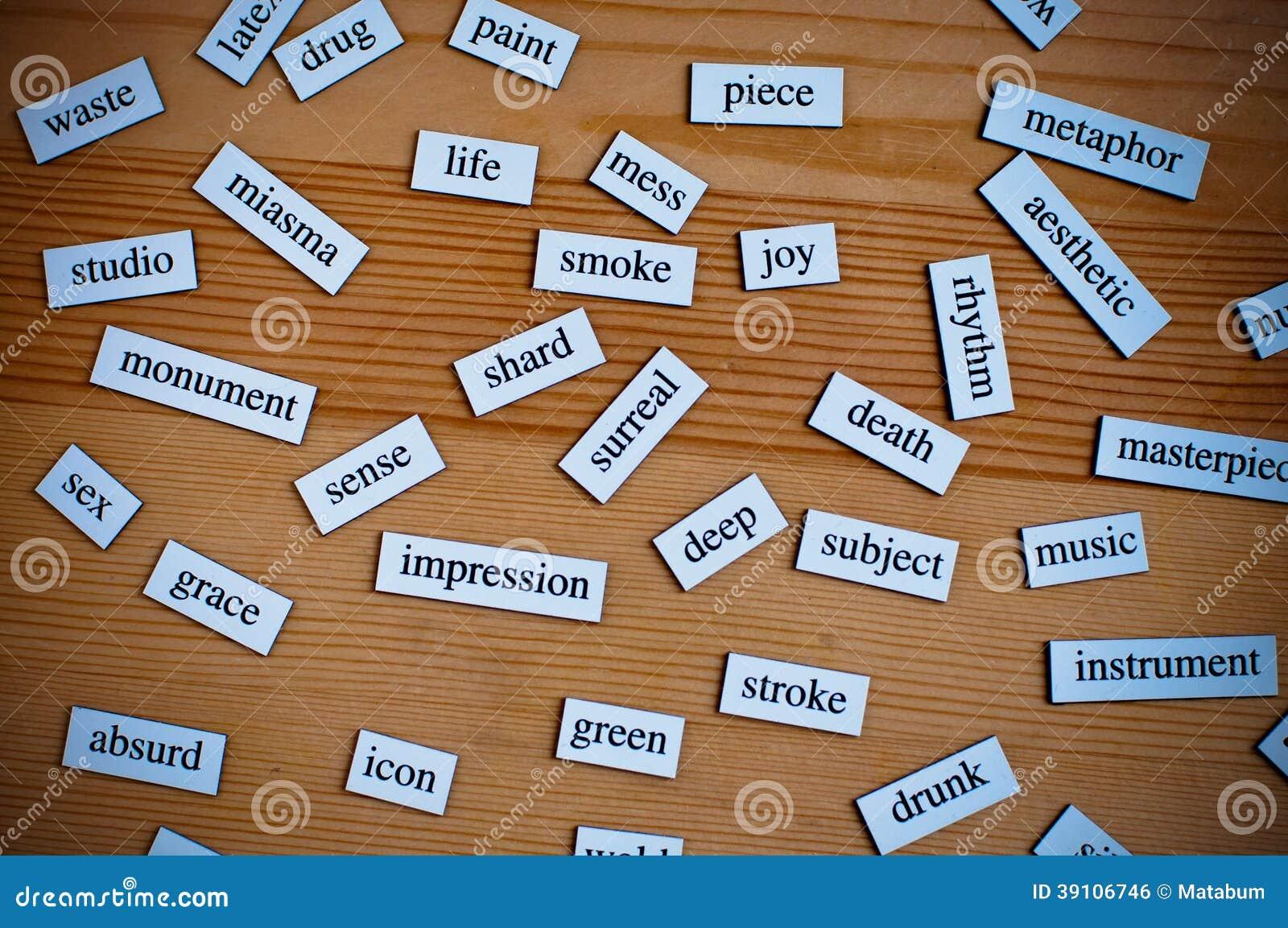 Engelse woorden