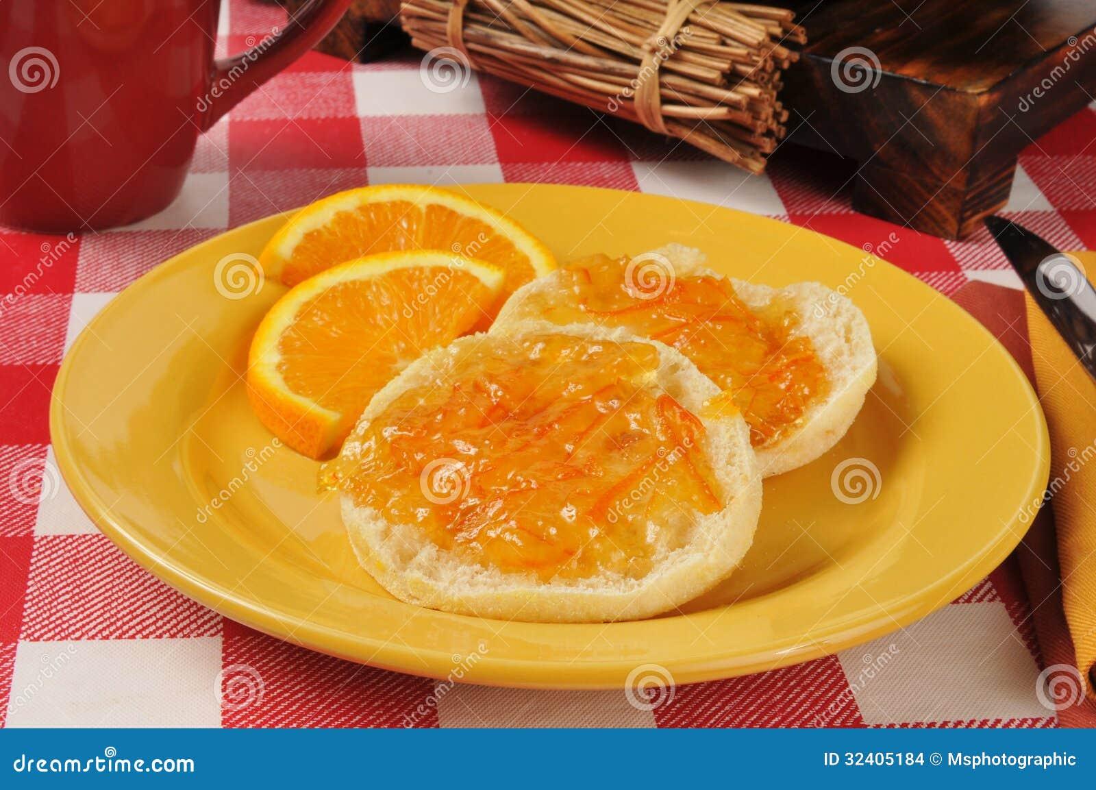 orange på engelska