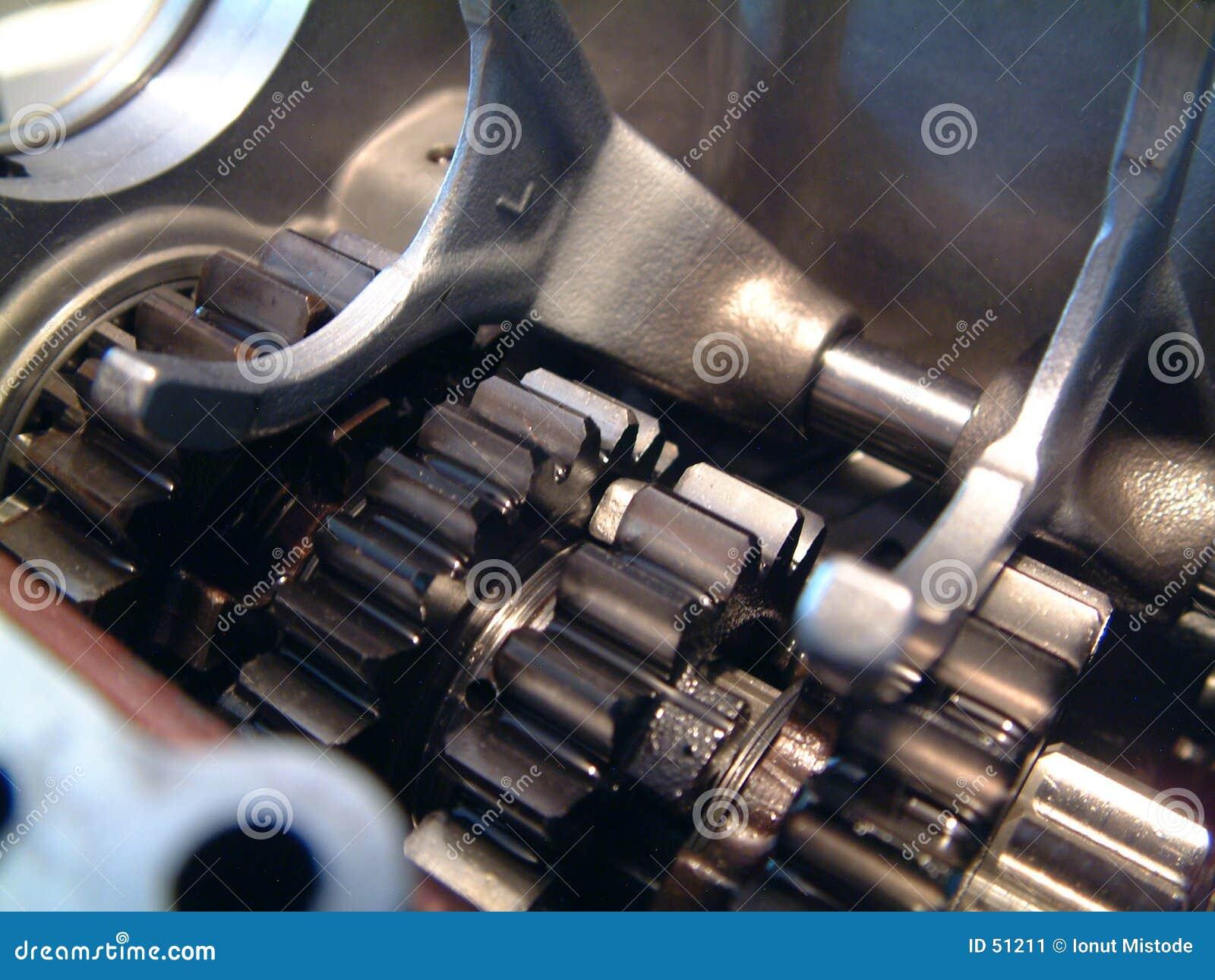 Engine intérieure