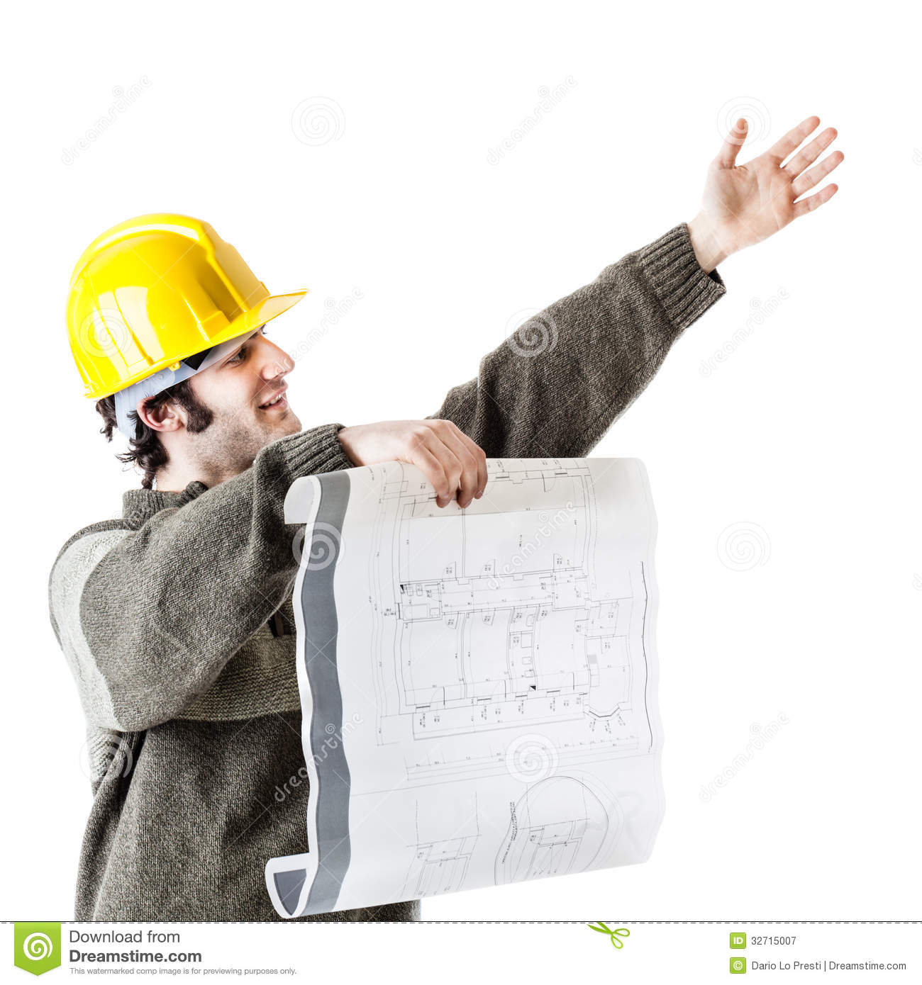 Engineer Royalty Free Stock Photography Image 32715007