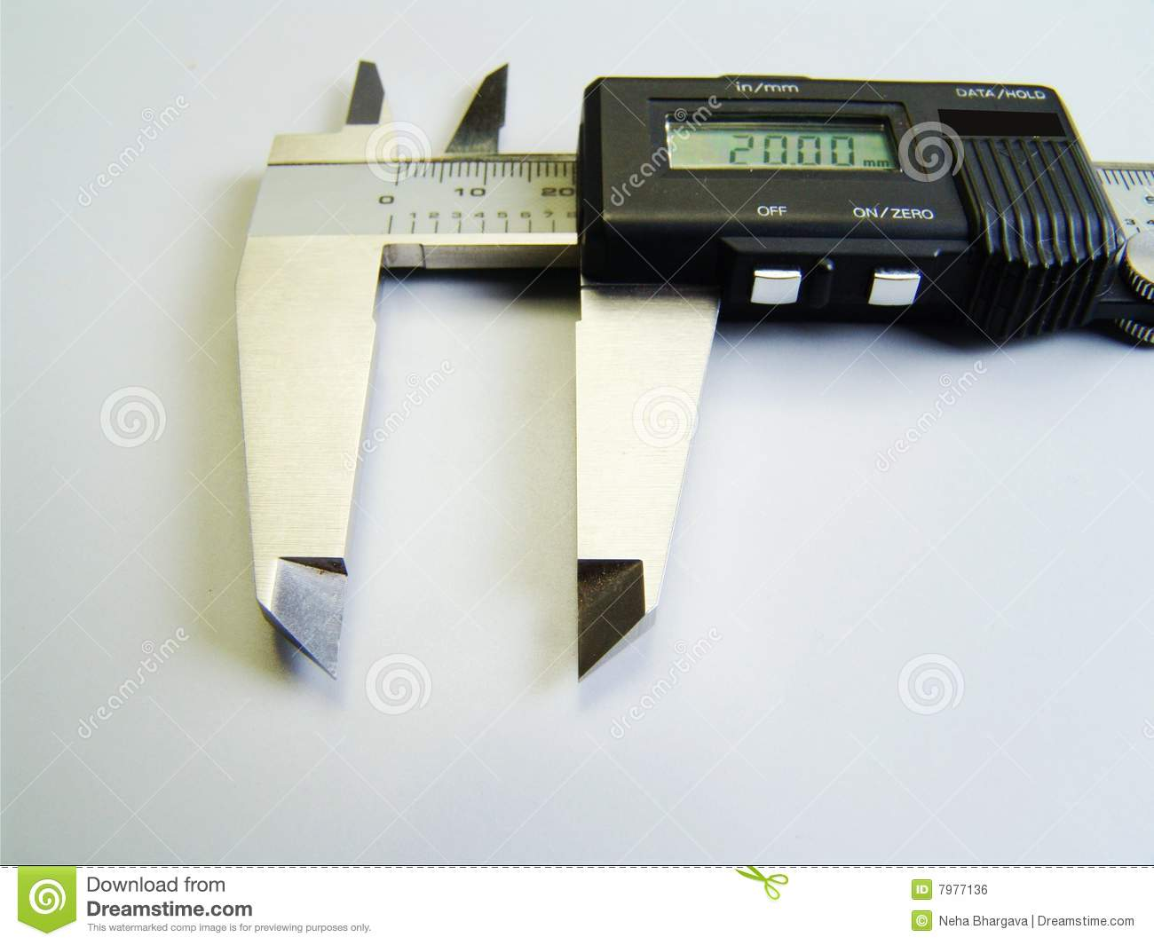 Engineer Measuring Tool Stock Photo  Image Of Implement