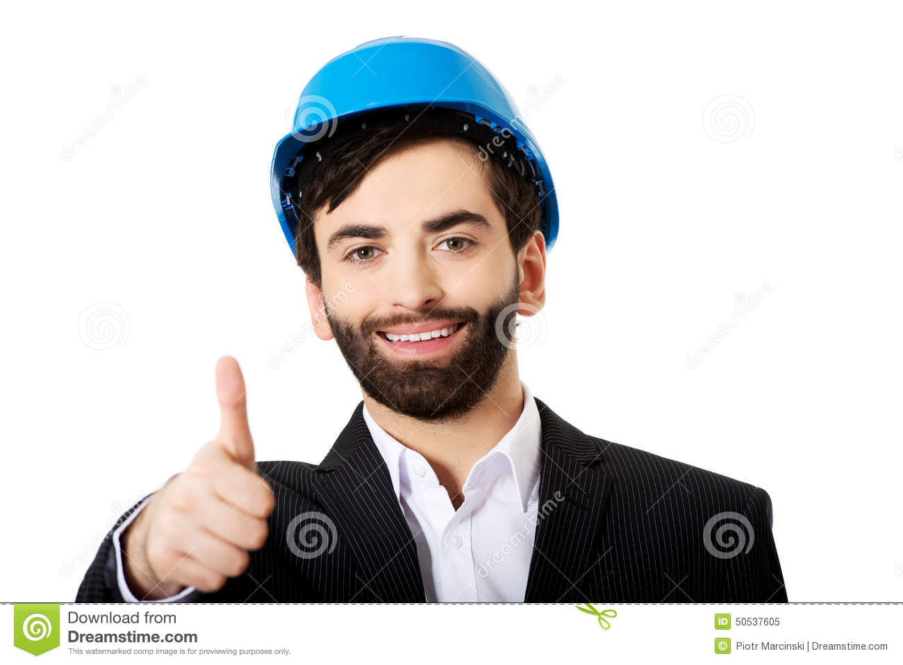 Thumbs up with engineers