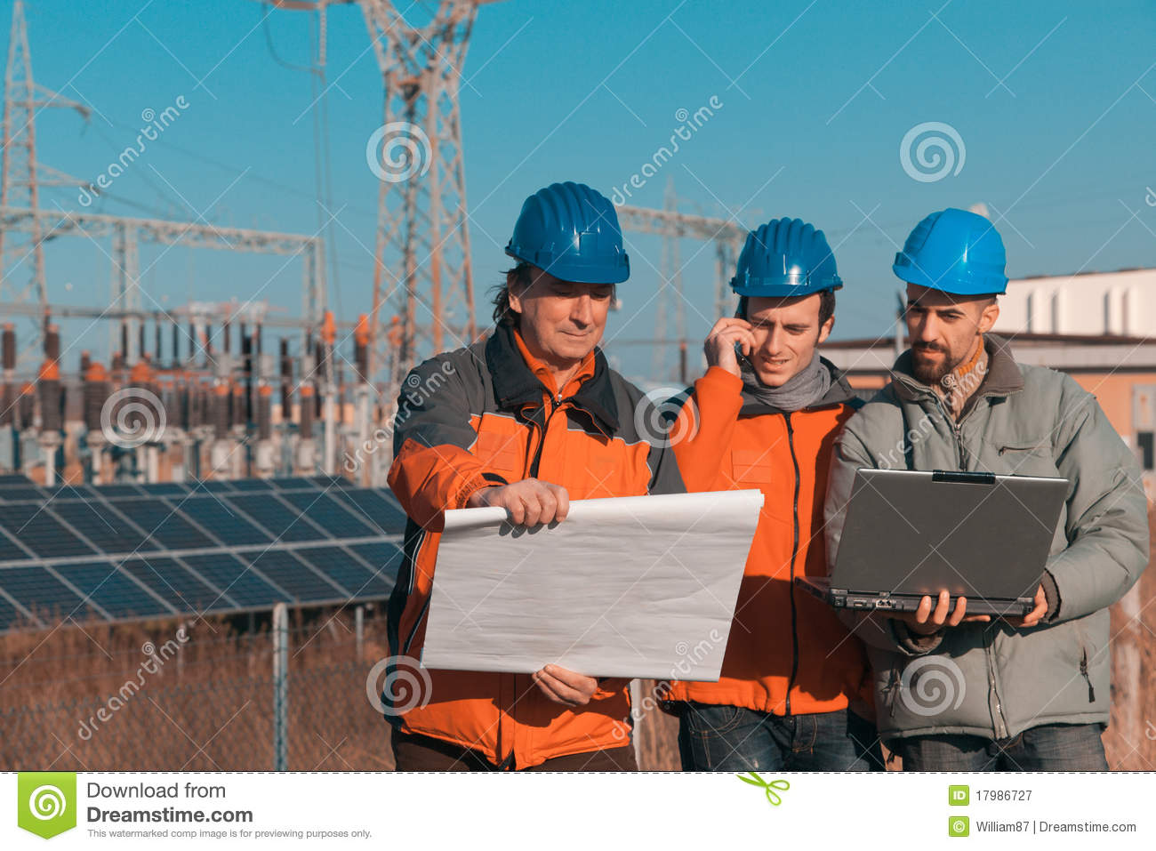 Room Design Builder Engineer At Work Royalty Free Stock Photography Image