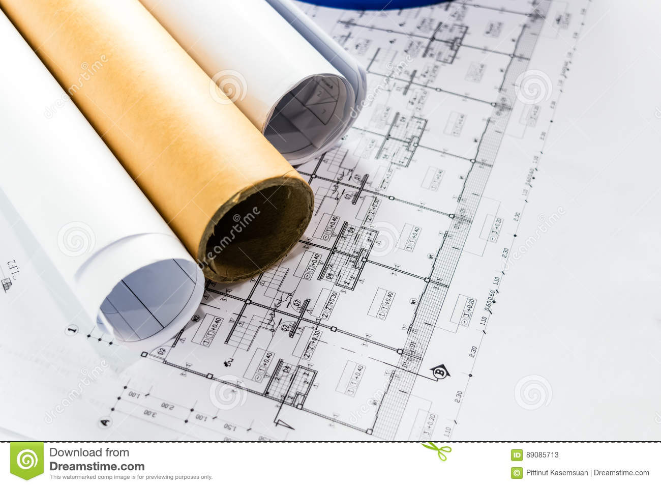 Engineering diagram blueprint paper drafting project sketch stock download engineering diagram blueprint paper drafting project sketch stock image image of home architect malvernweather Images