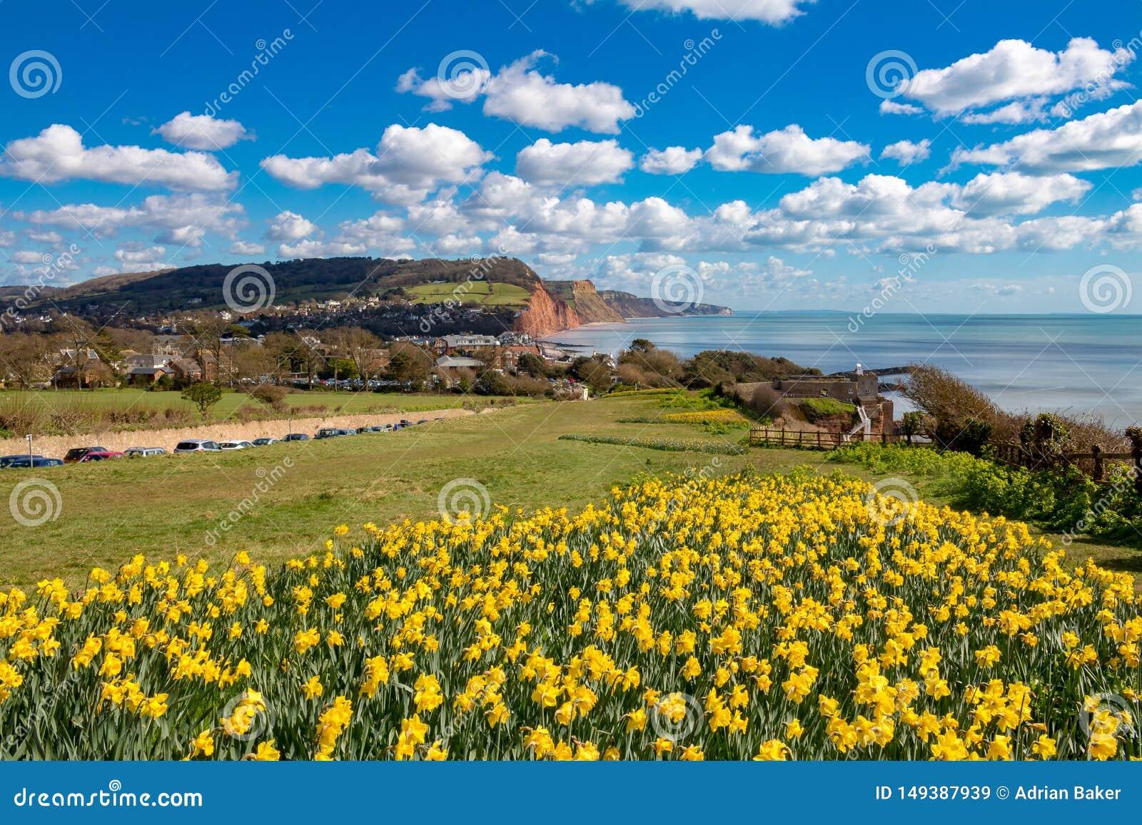 Sidmouth, Dorset, England