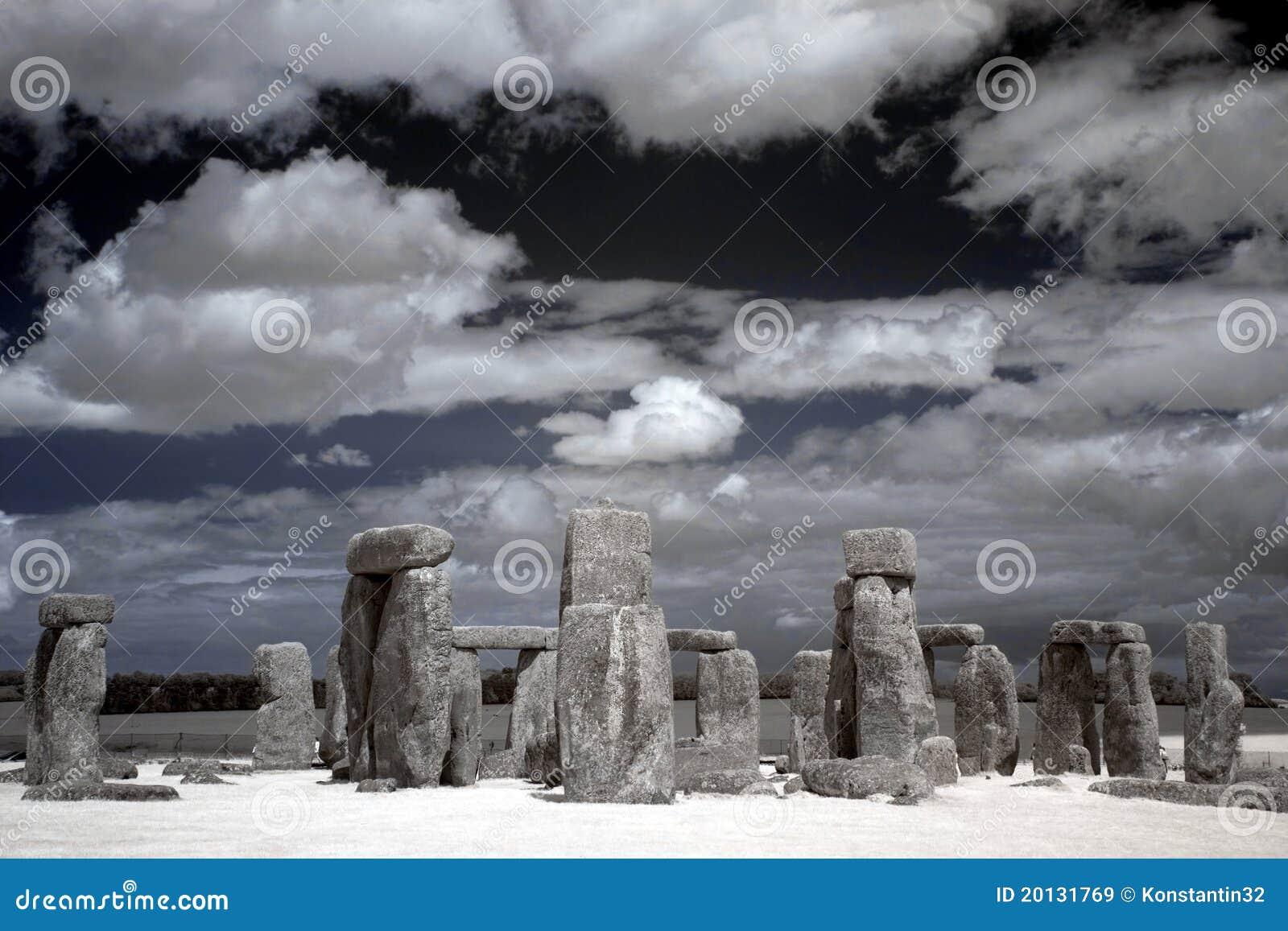 England henge kamień uk