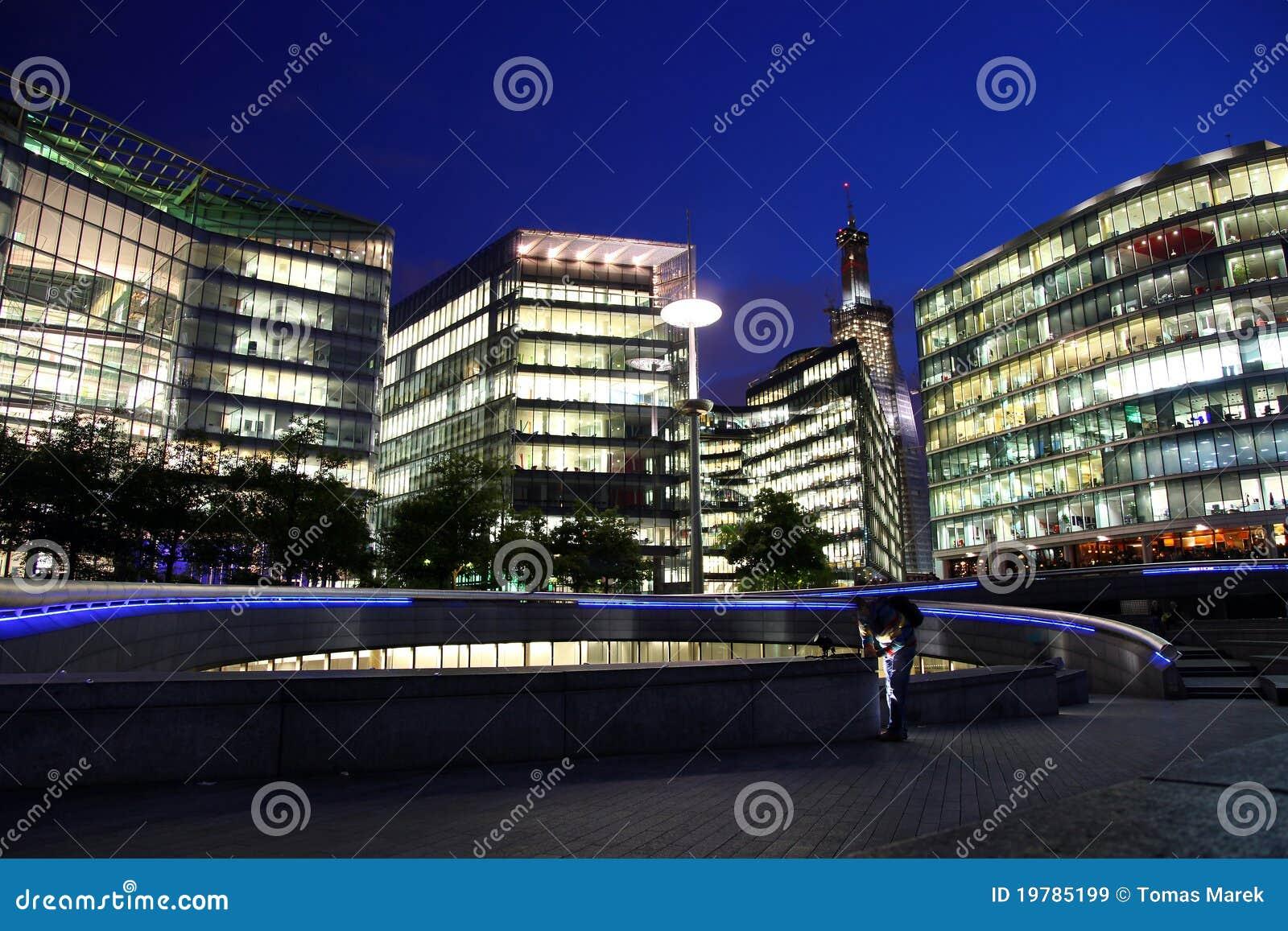 England london moderna kontor