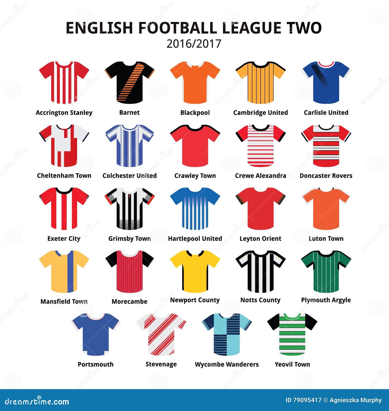5 englische liga