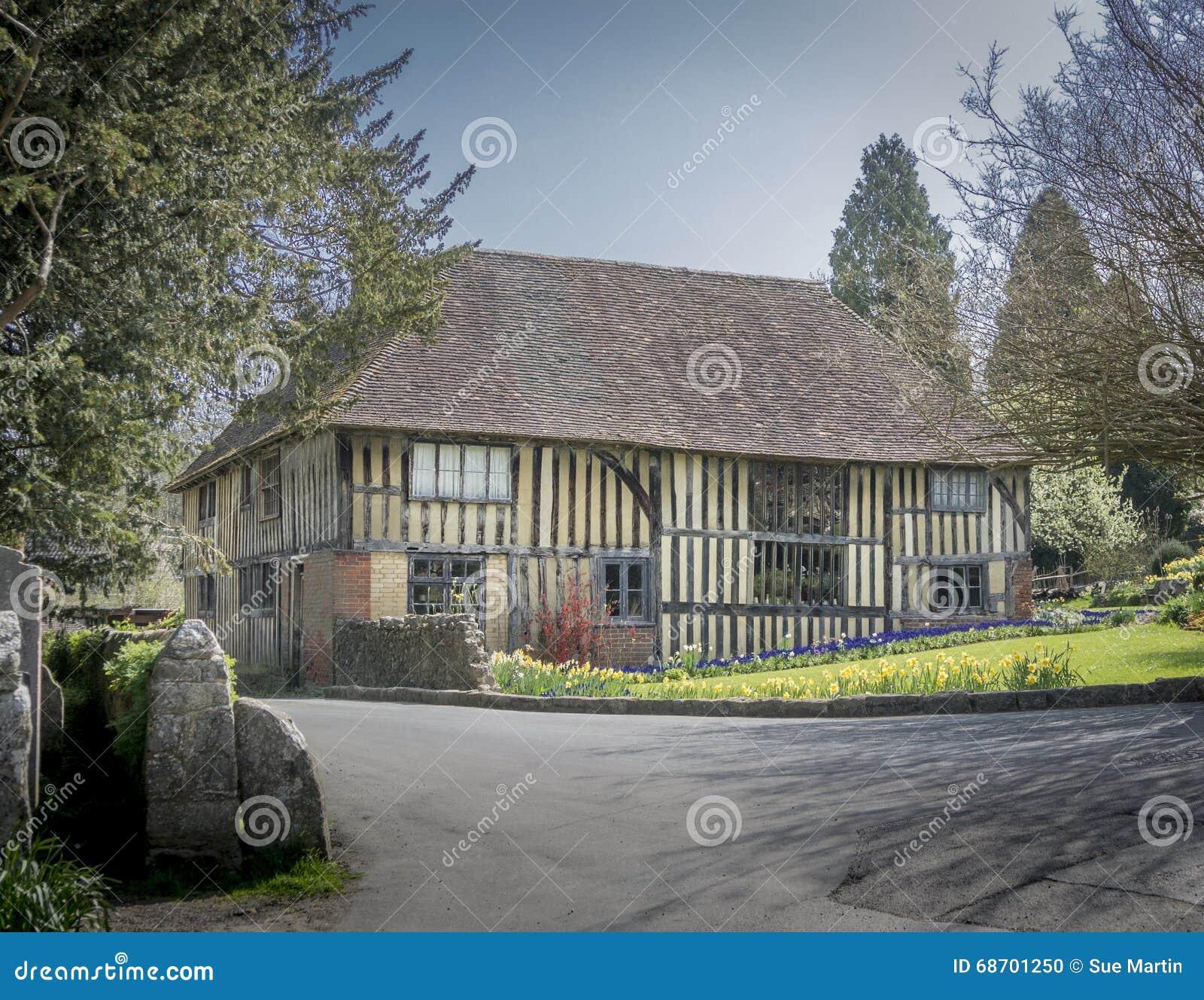 Haus Bild: Englisches Haus Stockbilder Bild 17807234